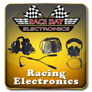 Race Day Electronics - Scanners, Headsets, and more!