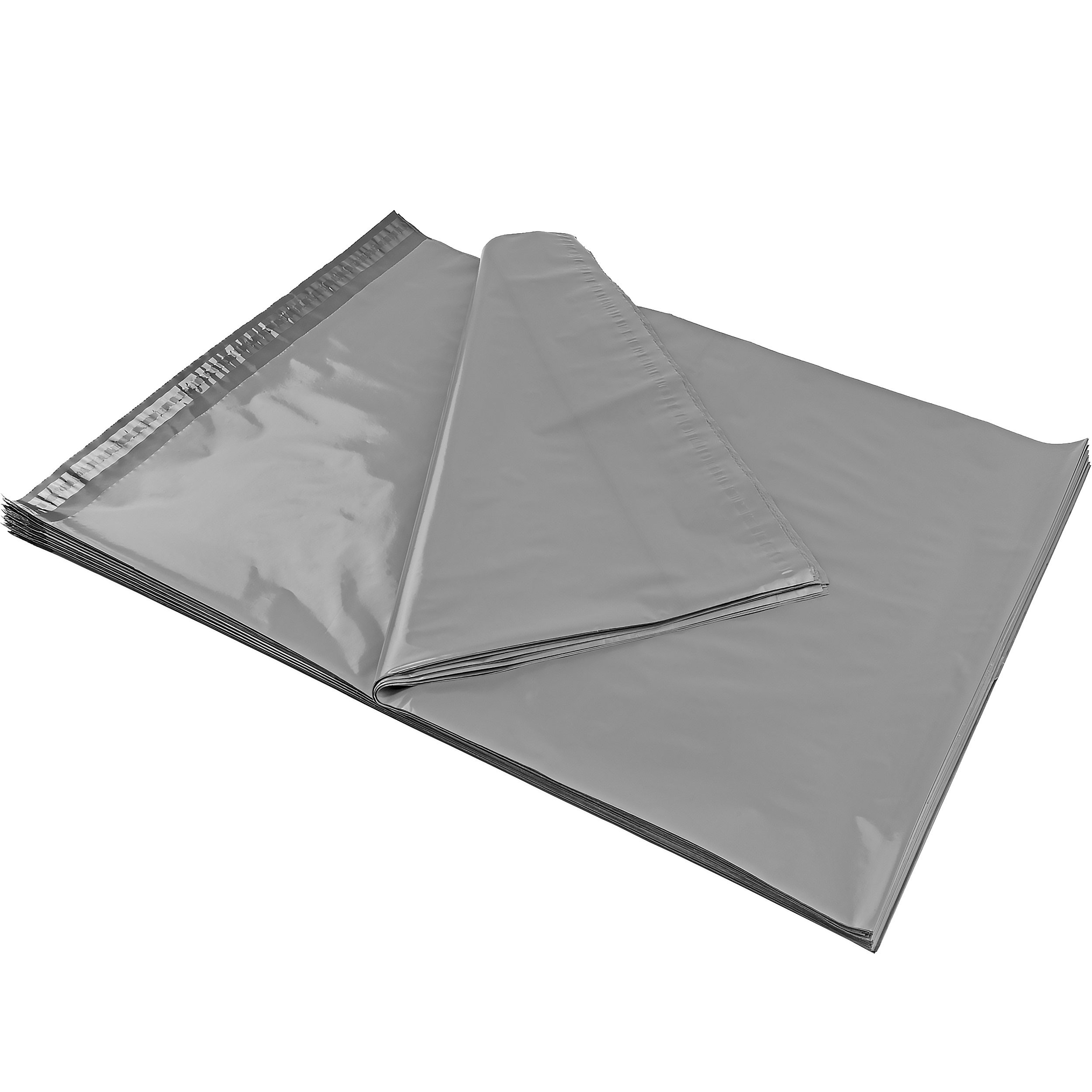 "19x24"" Poly Mailers Envelopes Self Sealing Bags - 2.4 Mil, Set of 50"