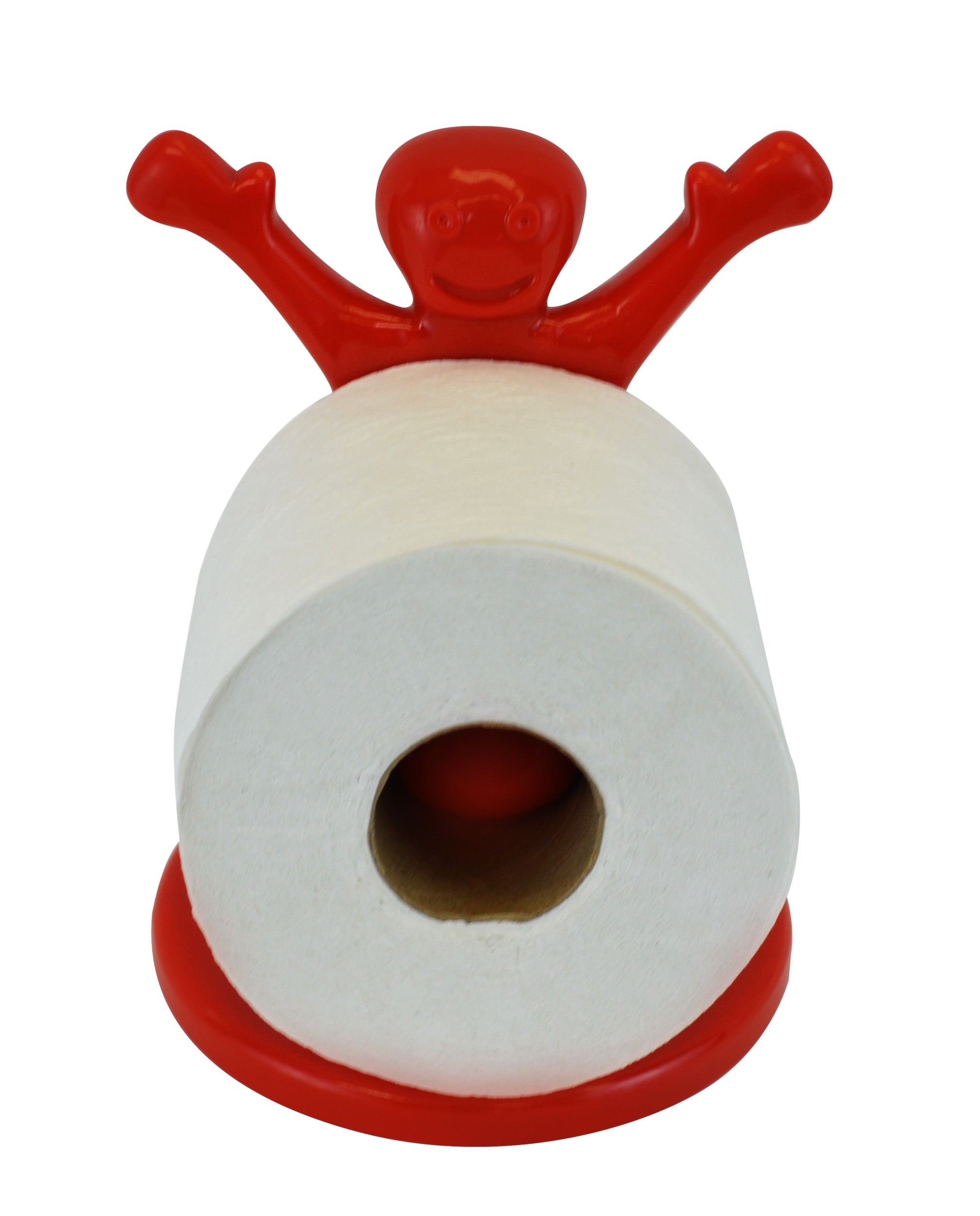 Sir Perky Toilet Paper Holder