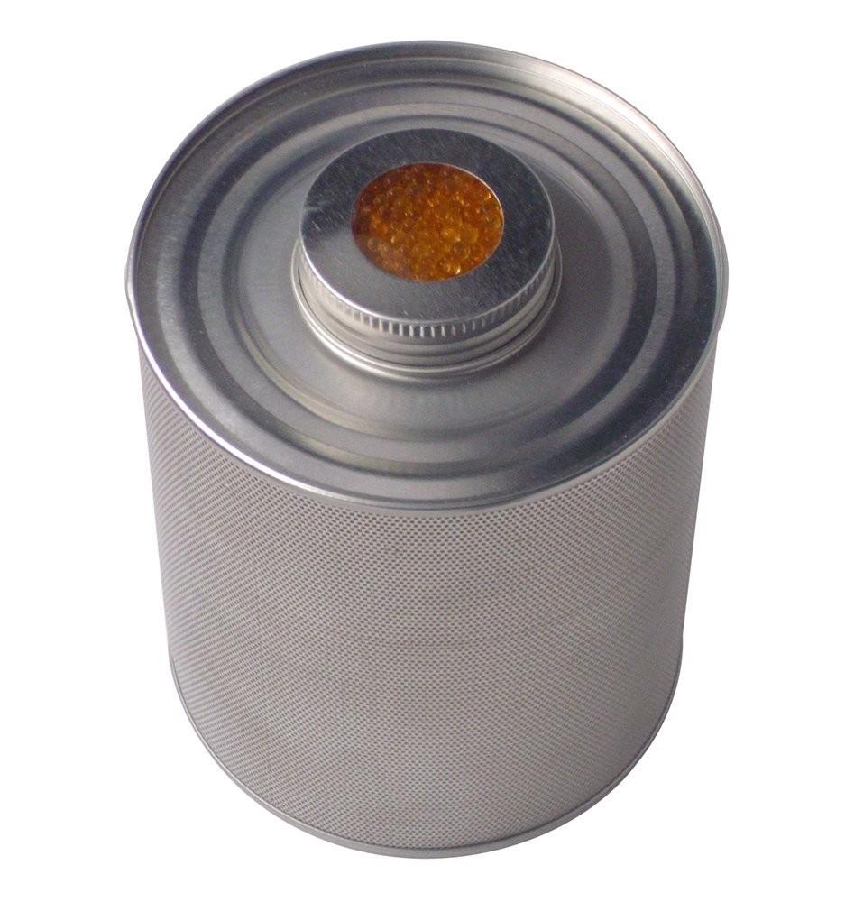 Dry-Packs 750 Gram Steel Canister