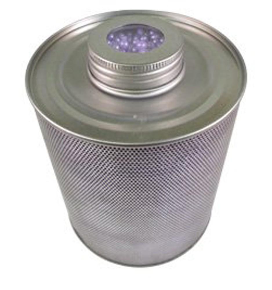 750 Gram Scented Silica Gel Steel Canister - Lavender Main 1000