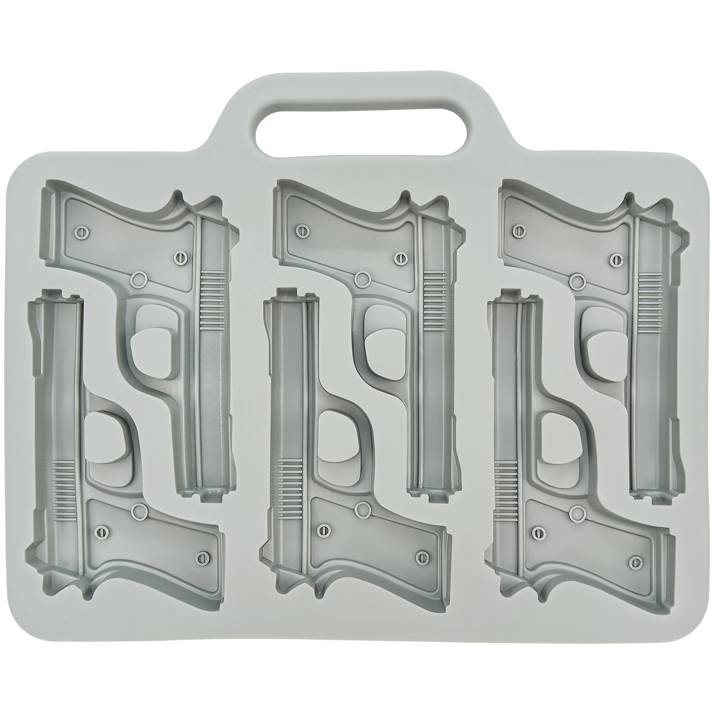 Southern Homewares Stick 'Em Up! Gun Ice Cube Tray
