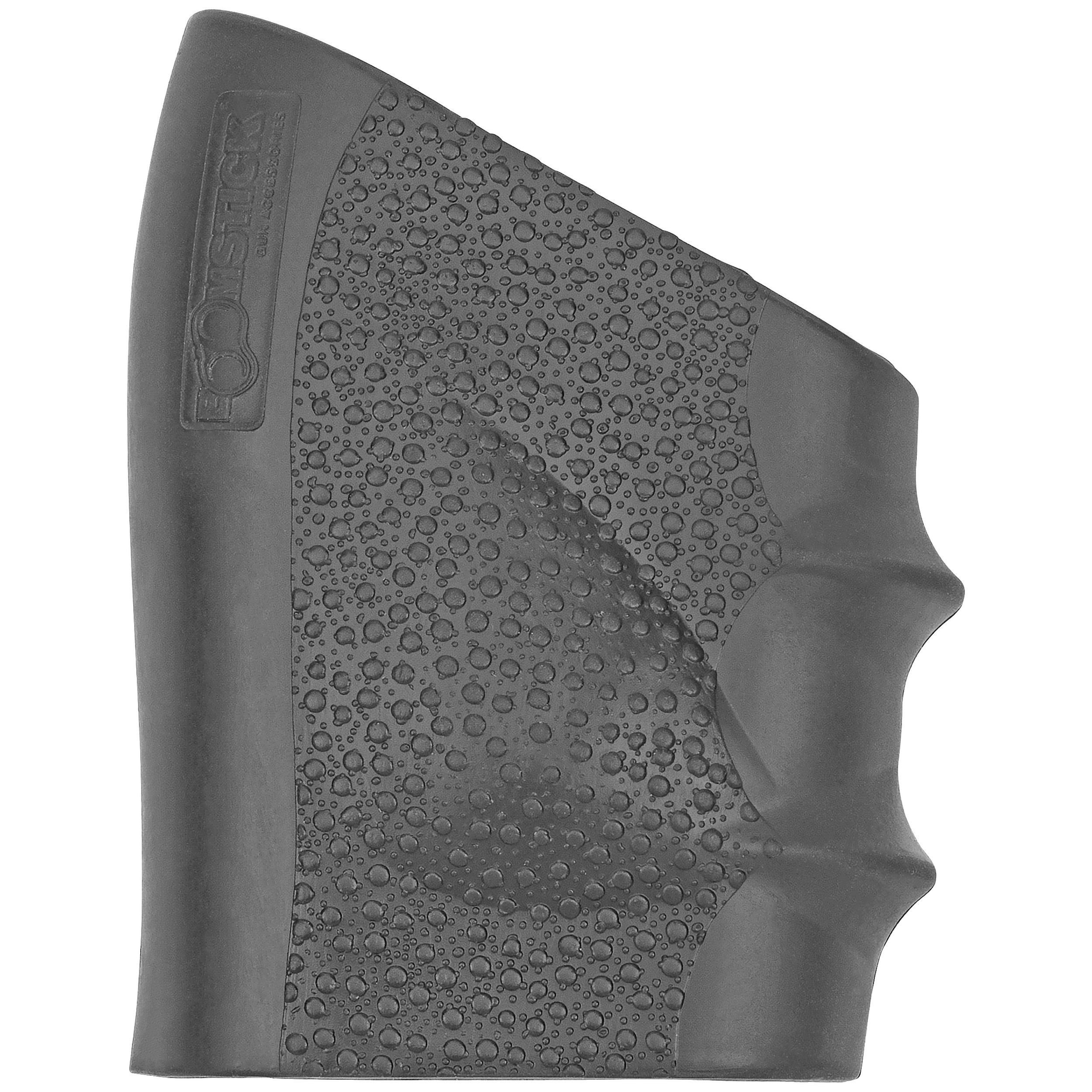 BOOMSTICK Universal Grip Glove Sleeve Fits Most Full Size Pistols Glock SW Sigma Sig Sauer Ruger, Black