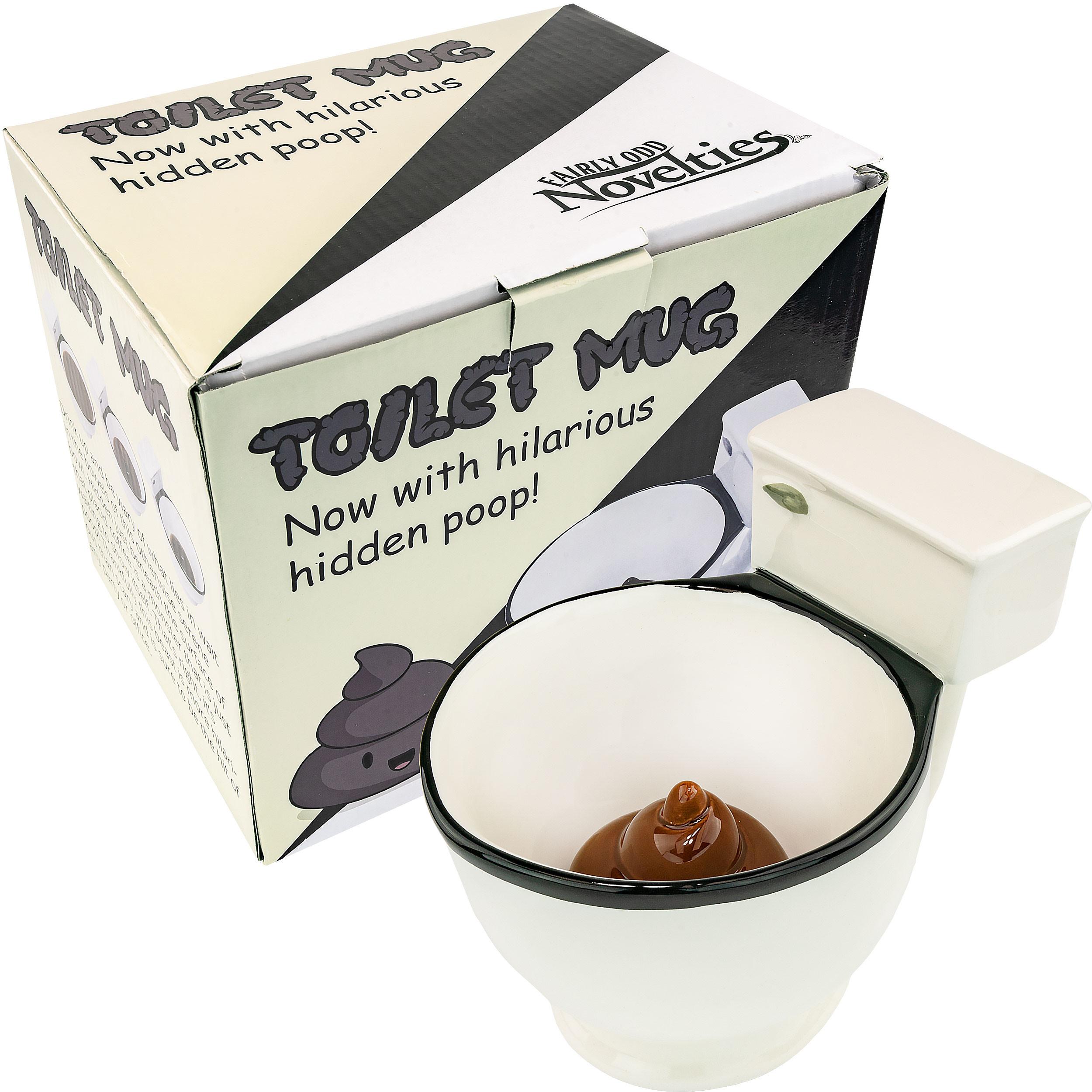 Toilet Poop Coffee Mug