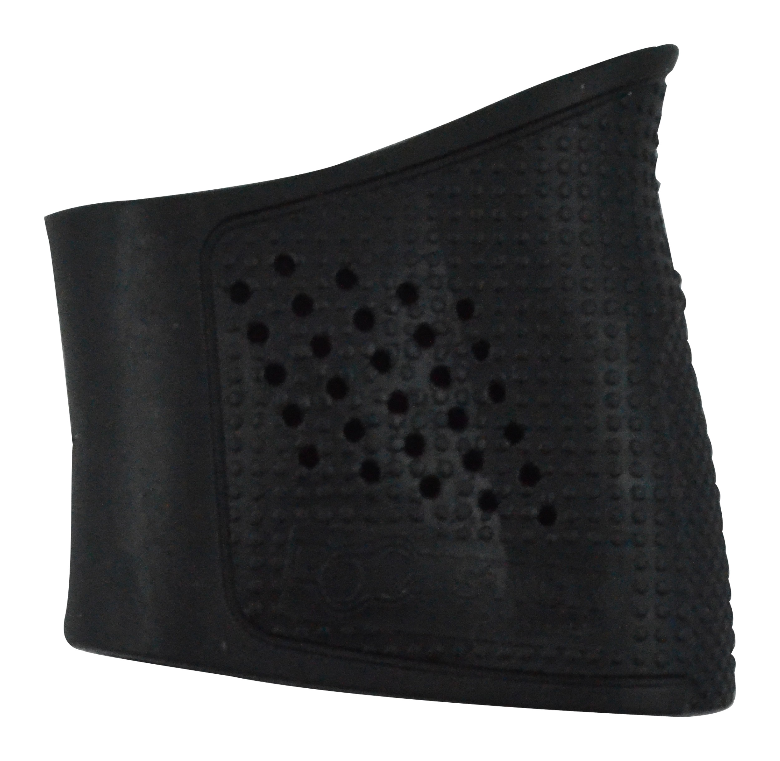 Tactical Grip Glove Sleeve Fits: Ruger LCP, Taurus TCP, Kel-Tec P-3AT & P32, Beretta Nano, Black
