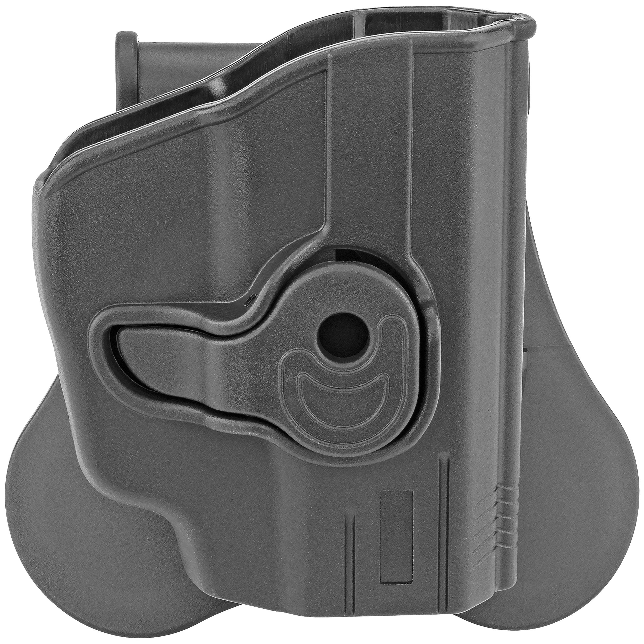 Fits Ruger LC9 with Crimson Trace Laser    Holster