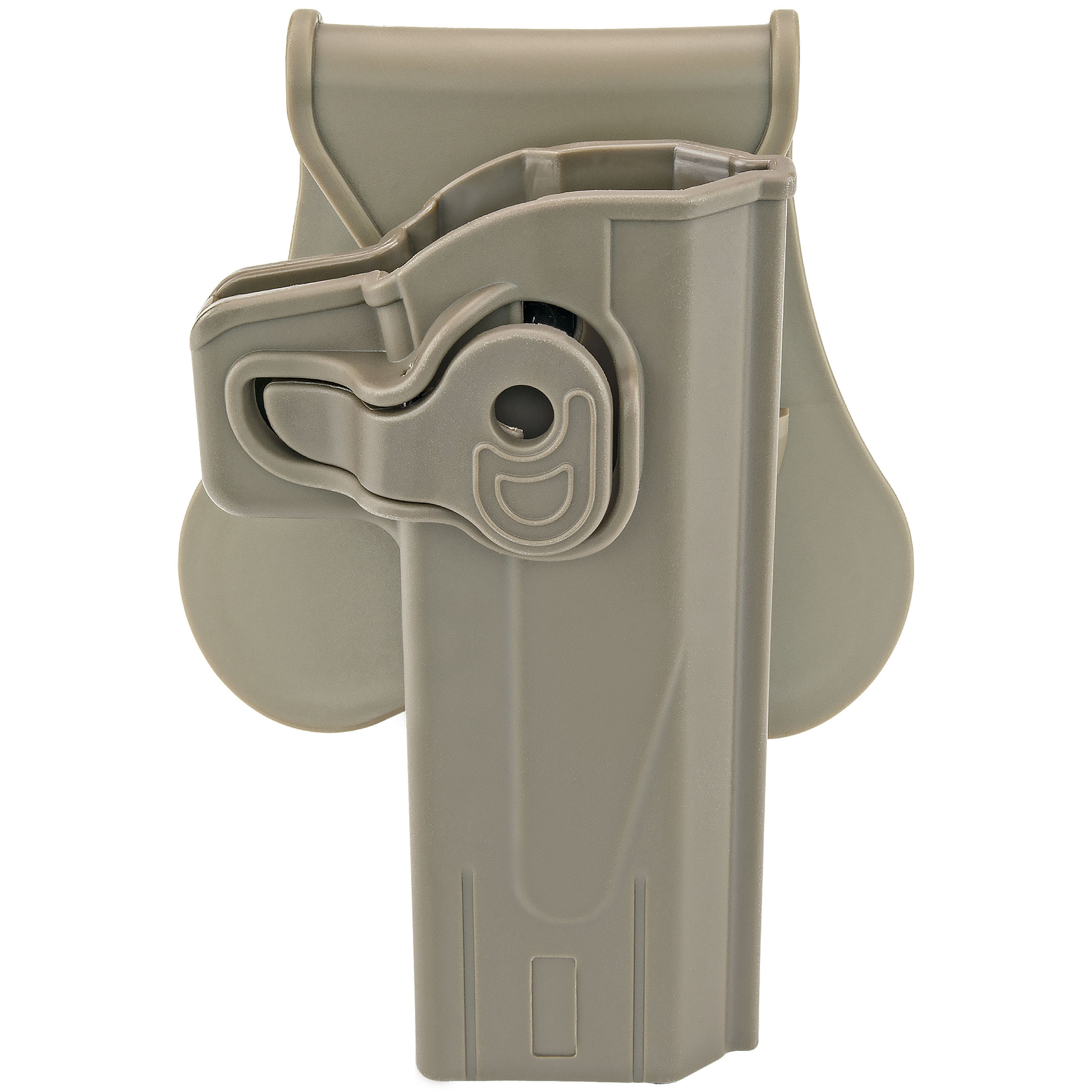 CY-HCPF Fits STI 2011, Hi-Capa (Special for Tokyo Marui, WE, KWA, KJW); FDE Color