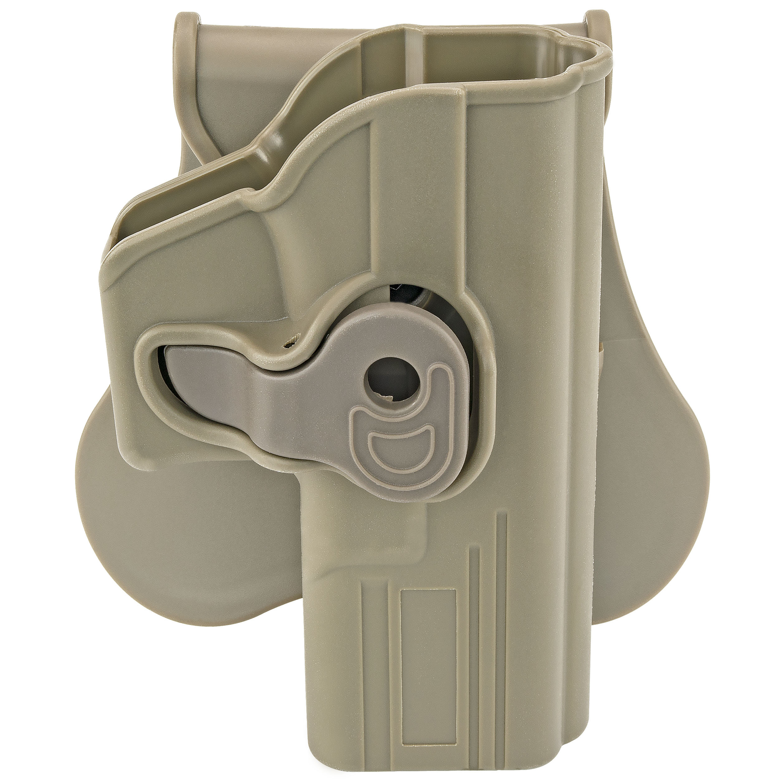 Fits Glock 19, 23, 32 (Gen 1,2,3,4); FDE Color Available