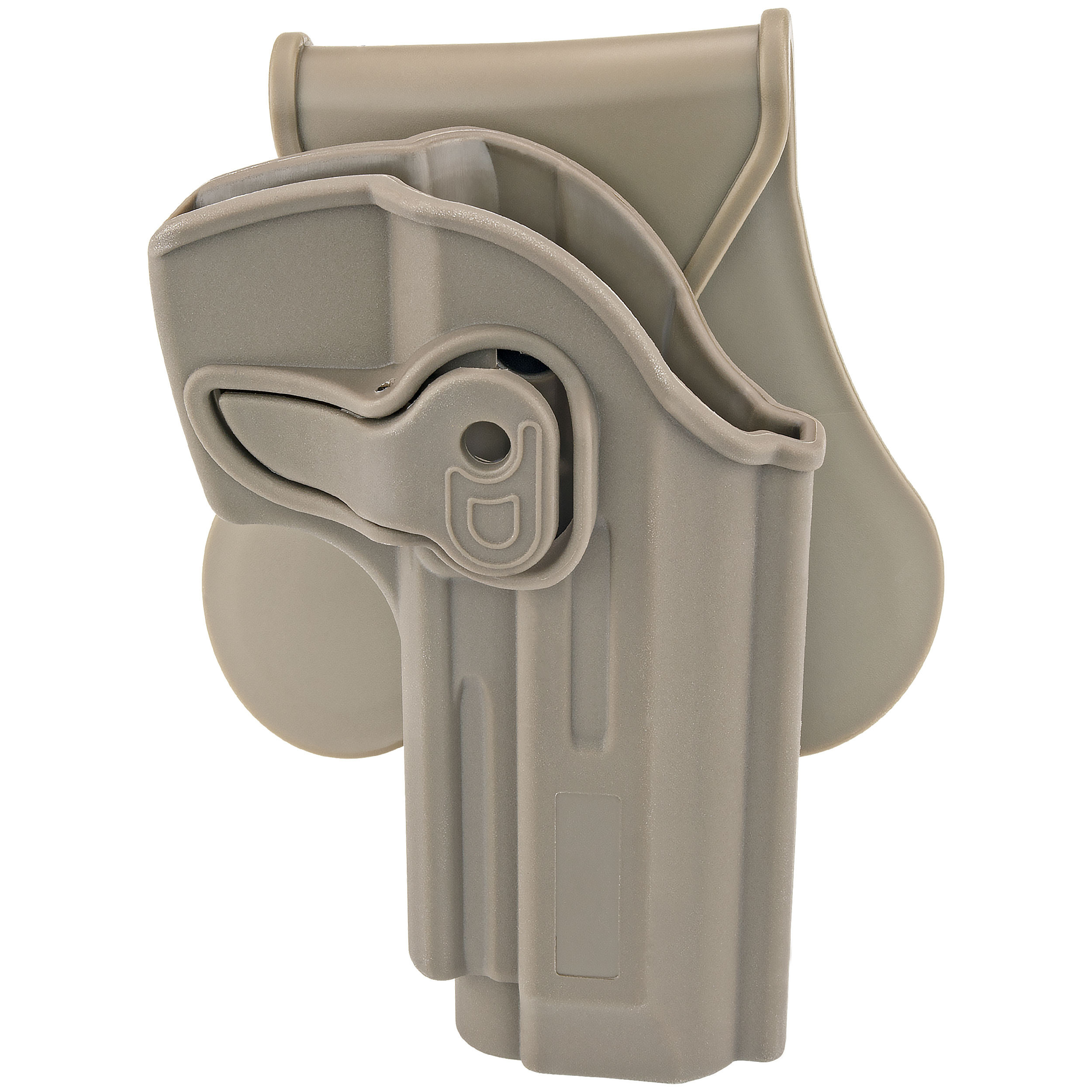 Fits Beretta 92, Beretta 92FS, GSG92, Girsan Regard MC; FDE Color