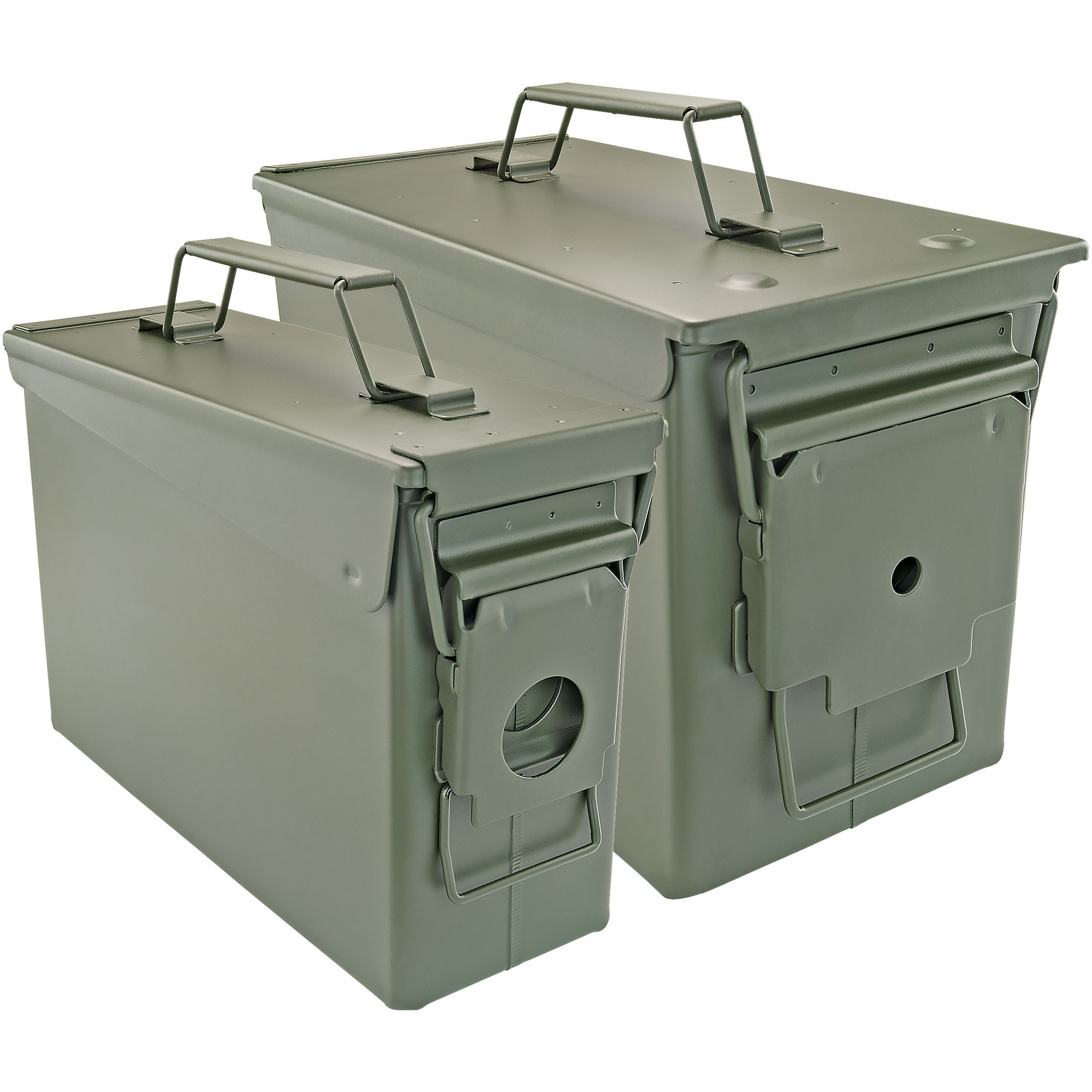 .50 Cal & .30 Cal Ammo Can Set