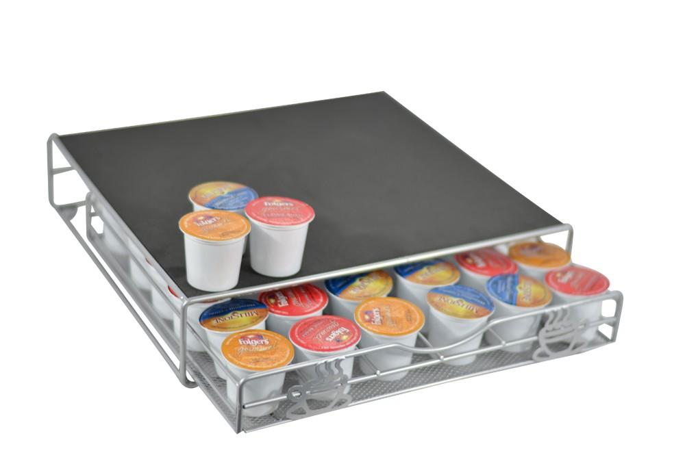 Keurig K-cup Storage Drawer Coffee Holder for 36 K-cups Maim 1000
