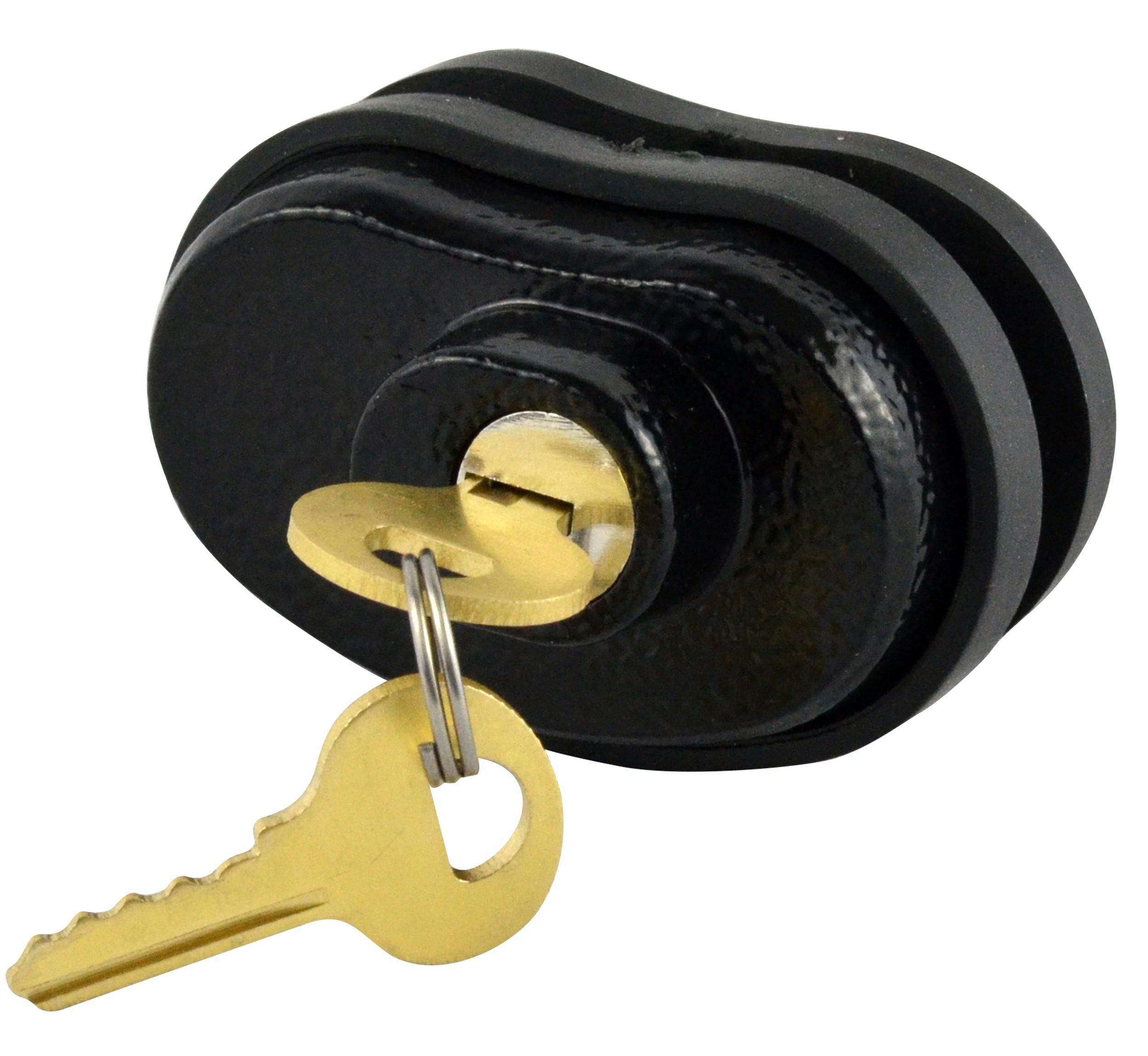 Trigger Gun Lock, Key