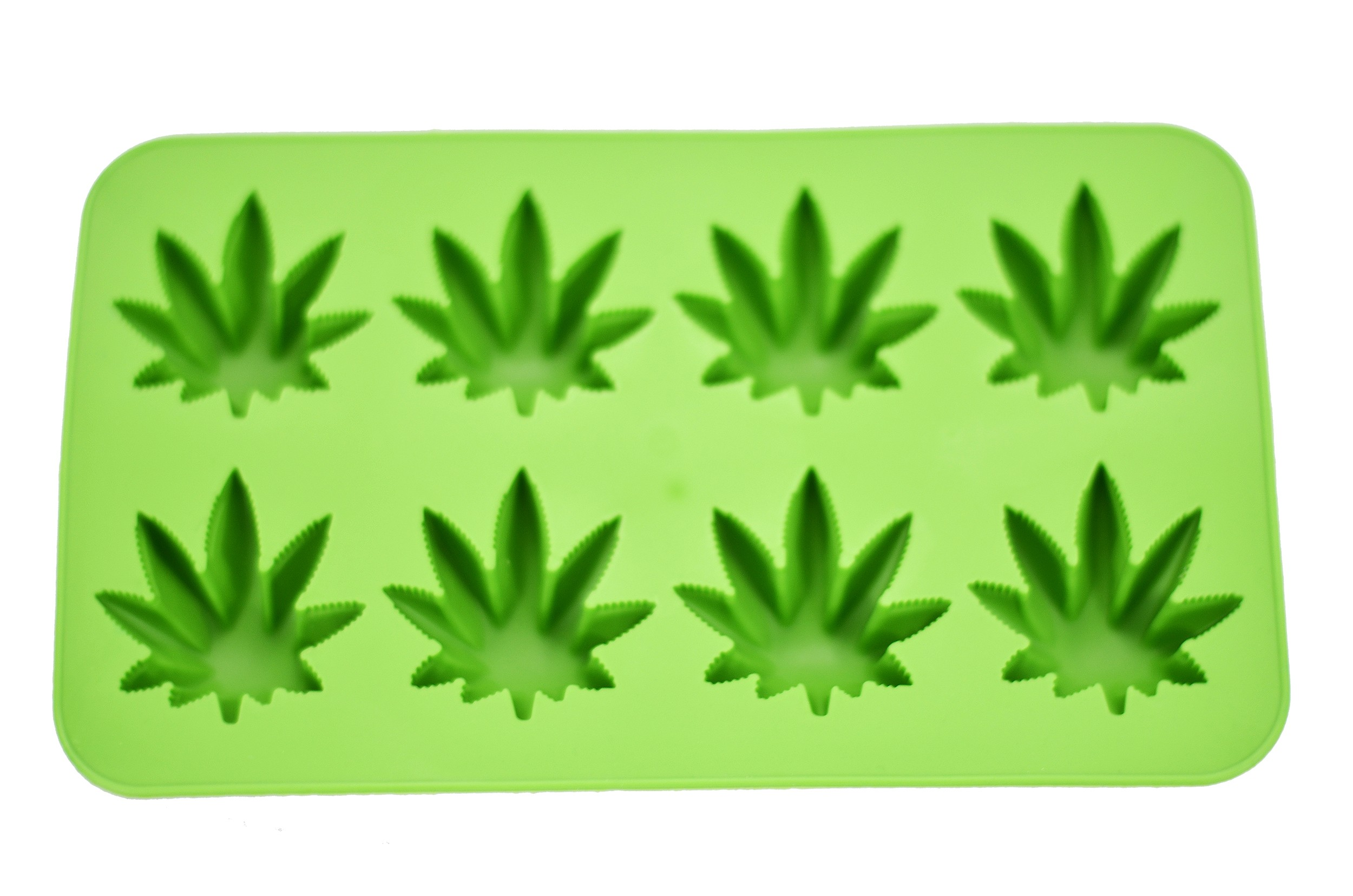 Cannabis Ice Cube Tray Main 2500