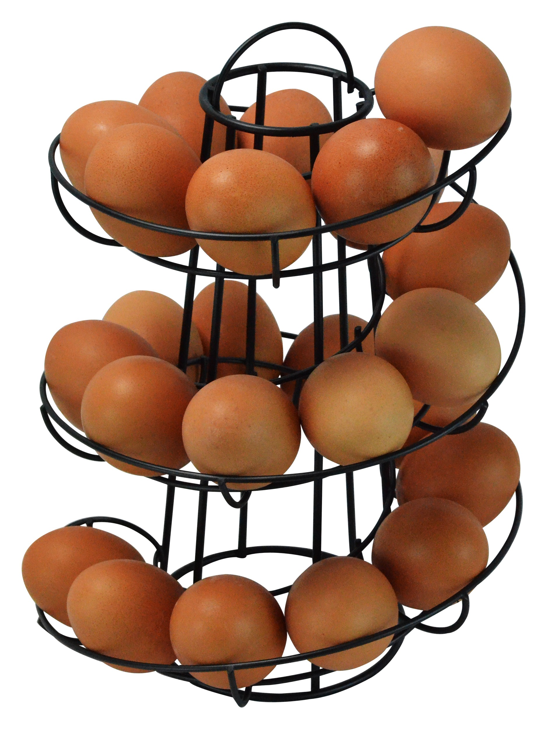 Egg Skelter, Black