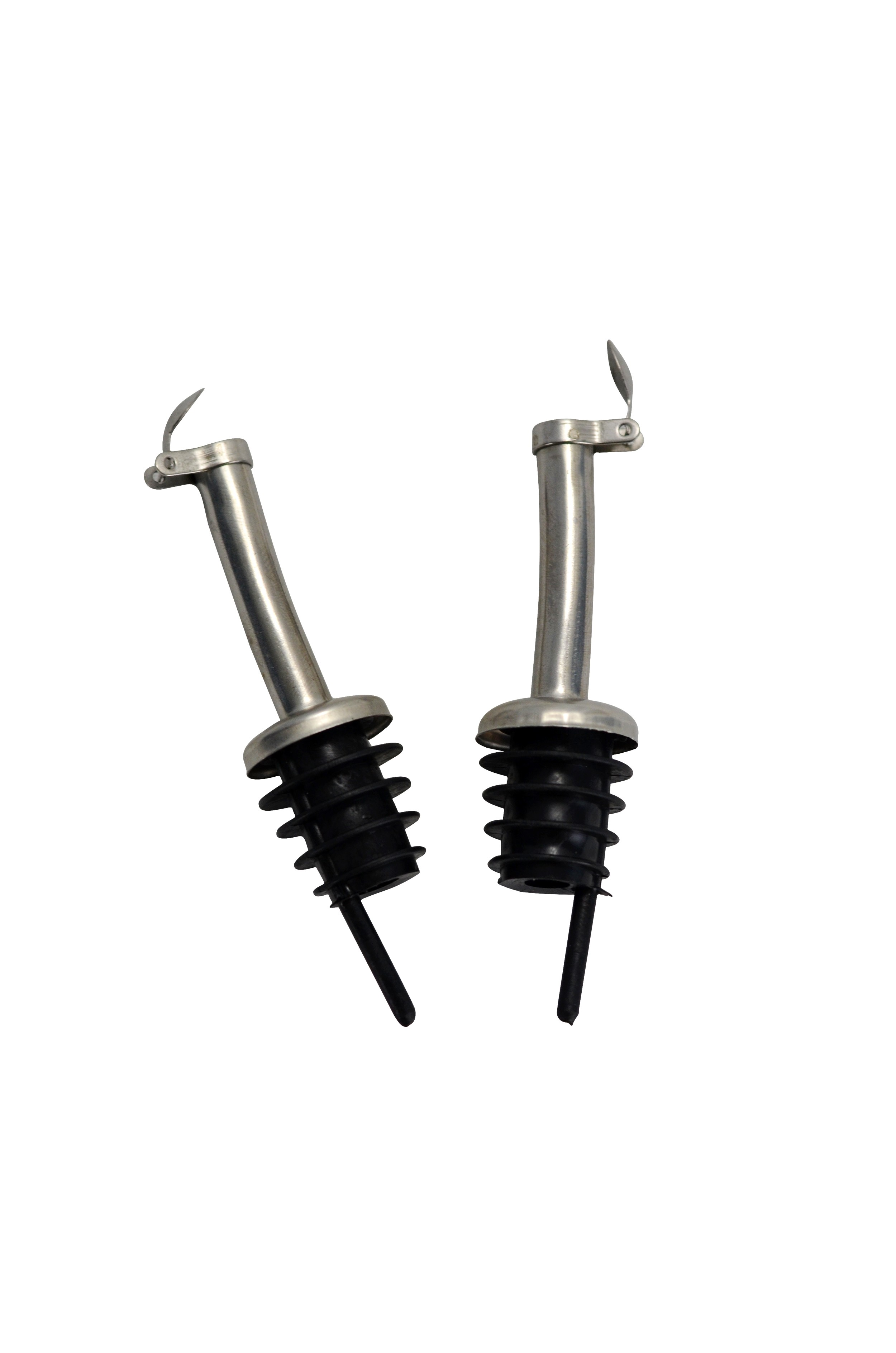 Free Flow Hinged Flip Top Pourer 2 Pack