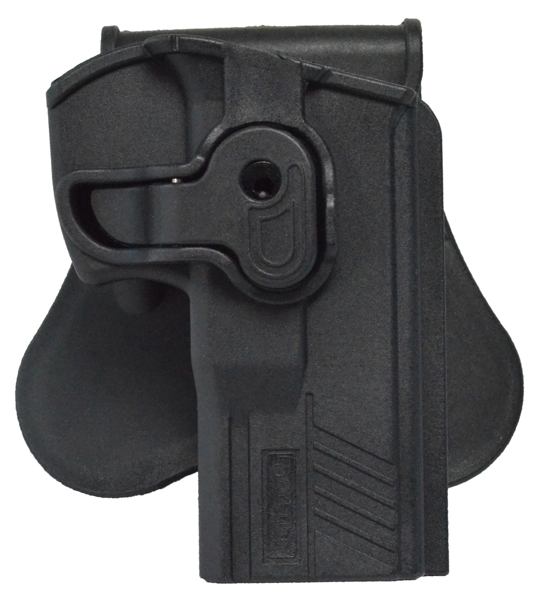 Paddle Holster Taurus PT809/PT840/PT845, 247, 24/7 Pro, 24/7 G1 Pistol