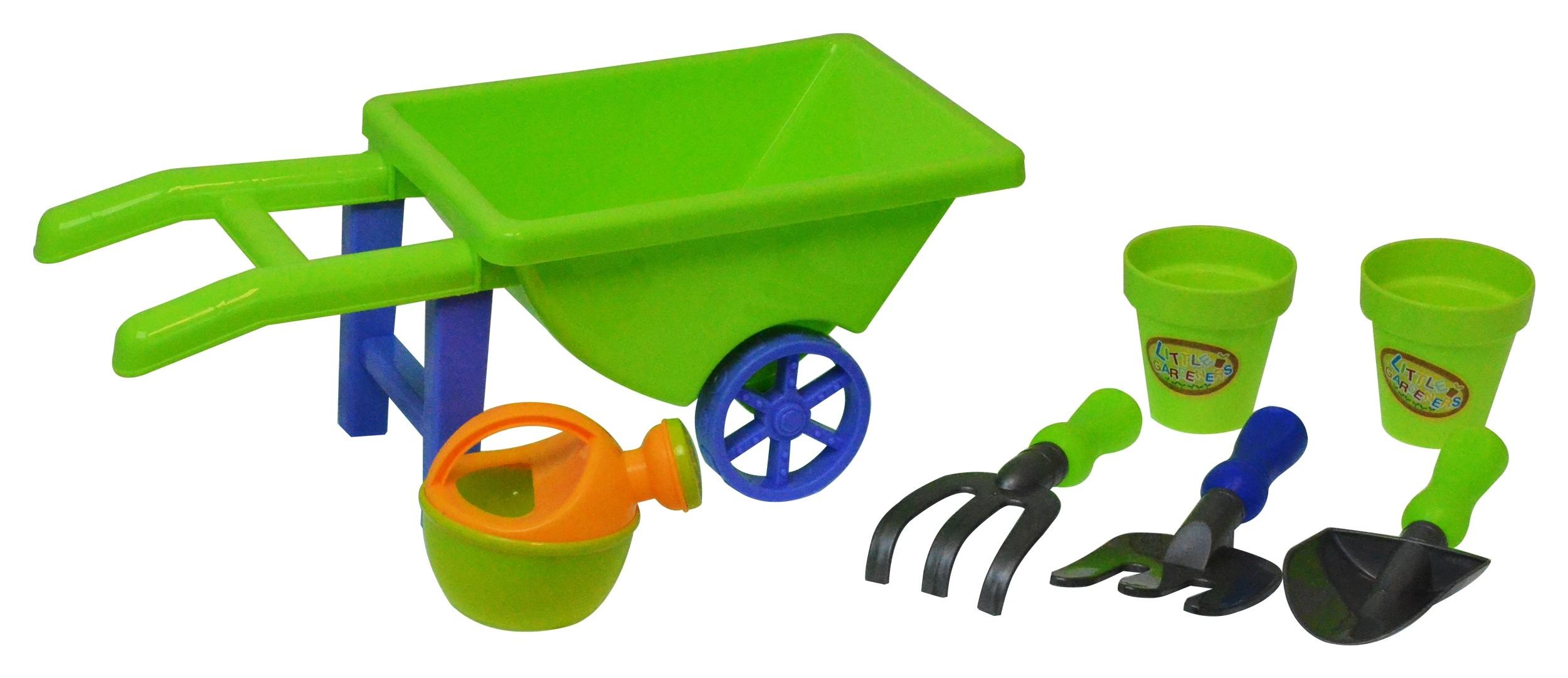 Garden Cart W/Tools