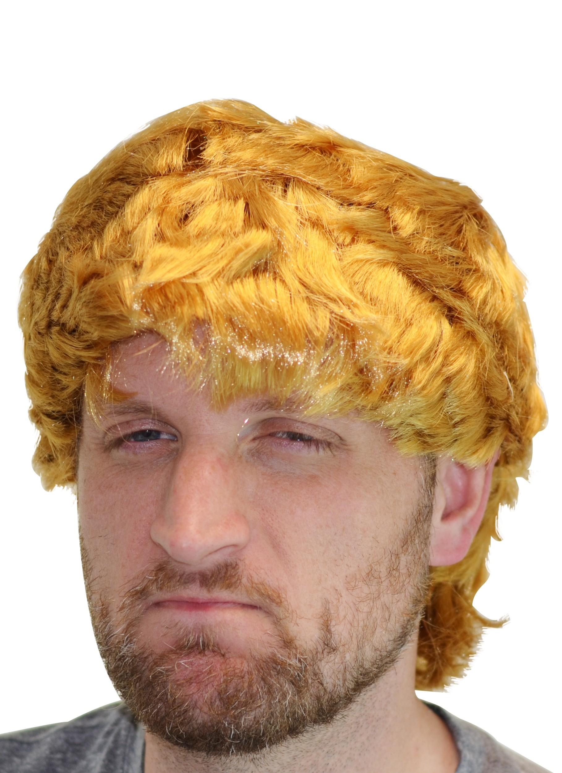 Donald Trump Fiber Hair Wig