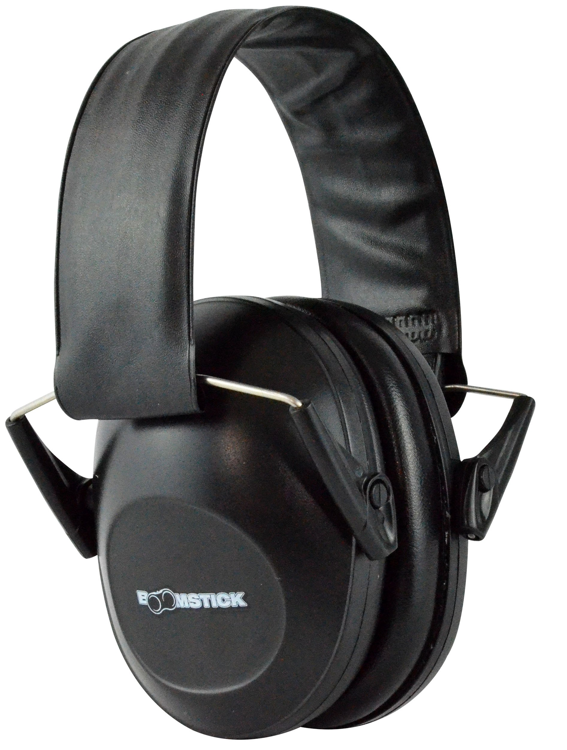 Black Ear Muff Hearing Protection