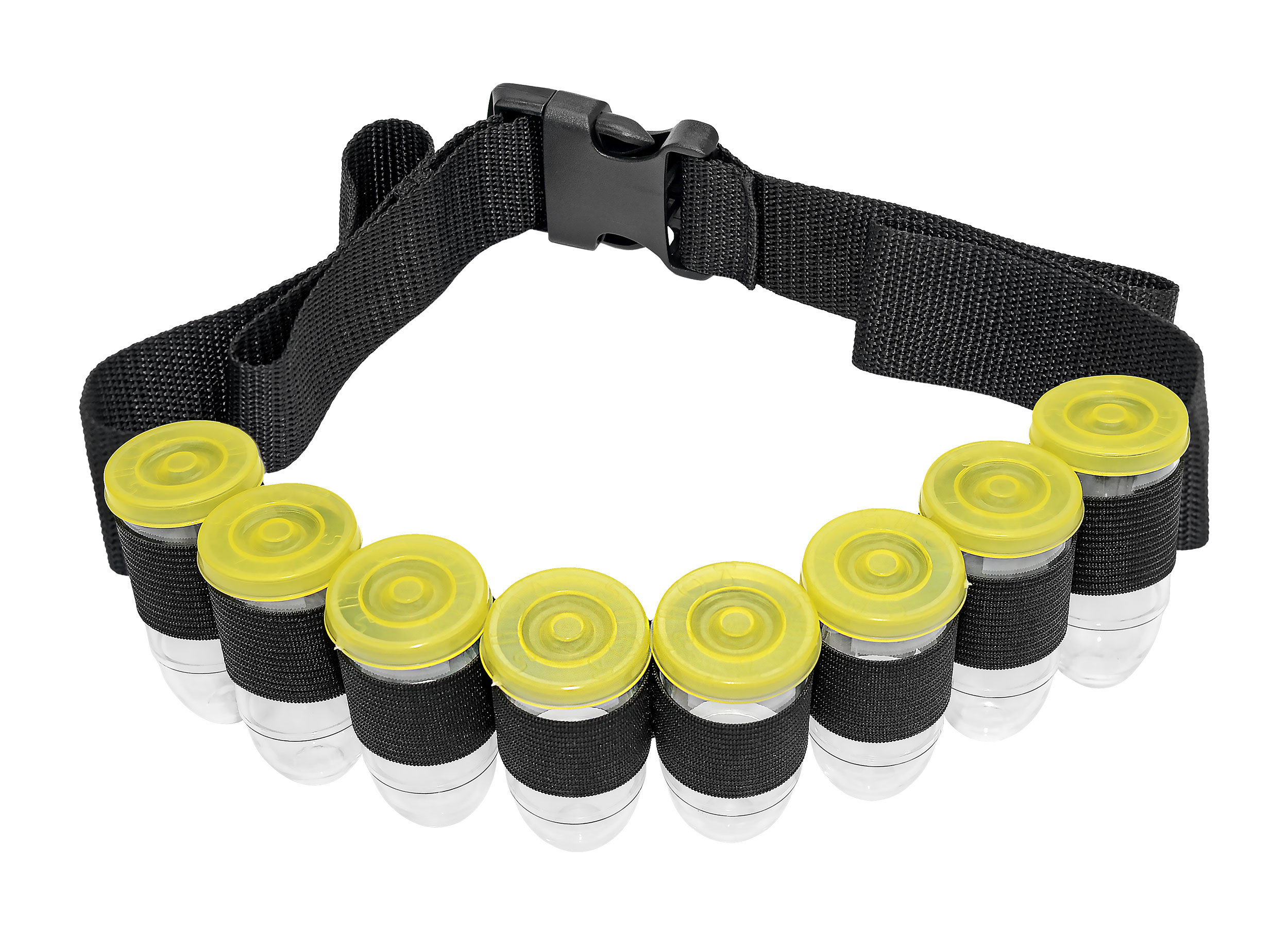 Shot Glass Ammo Belt