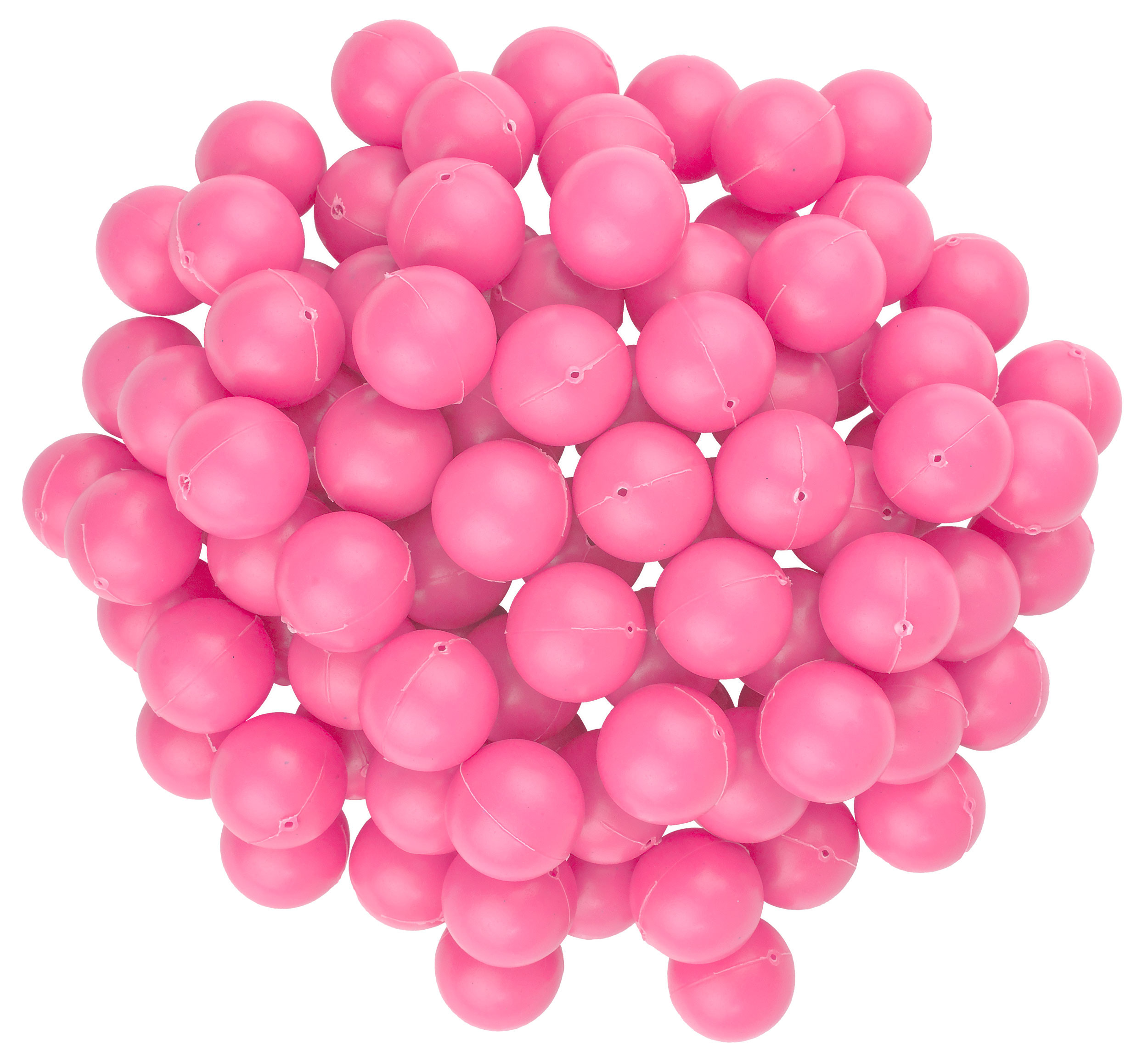 Pink Mini Beer Pong Balls