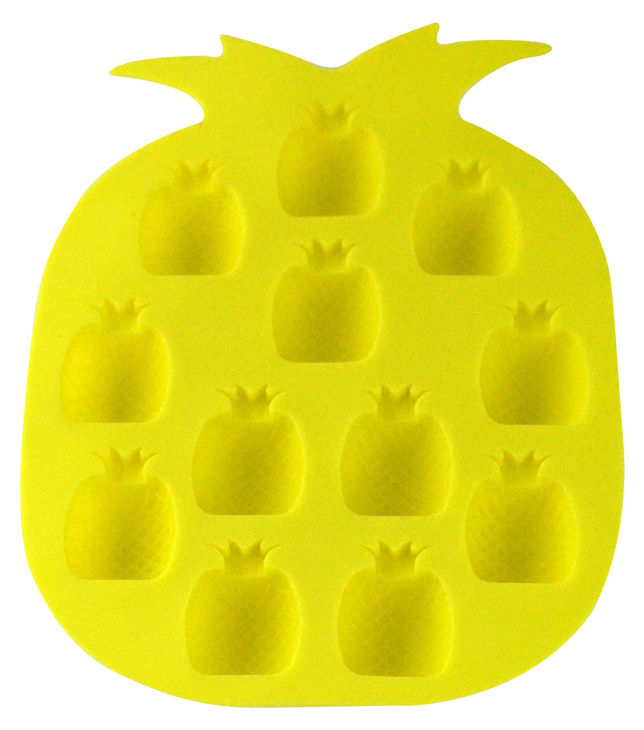 Pineapple Ice Cube Tray Chocolate Mould Mold