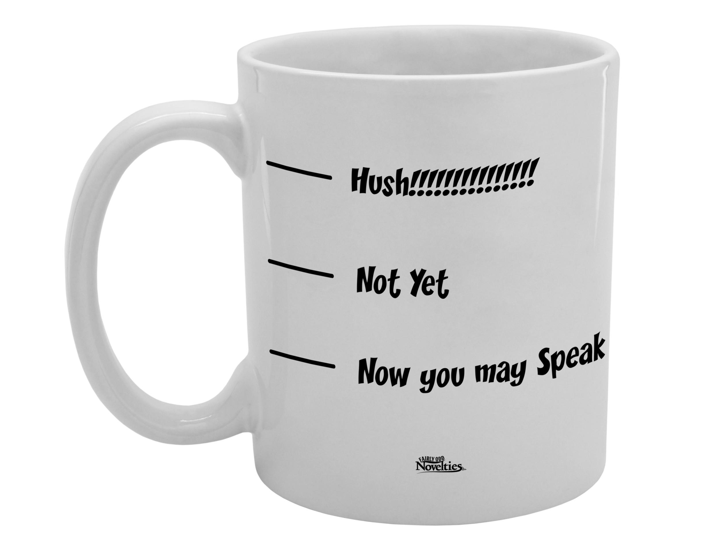Hush - 11oz Mug