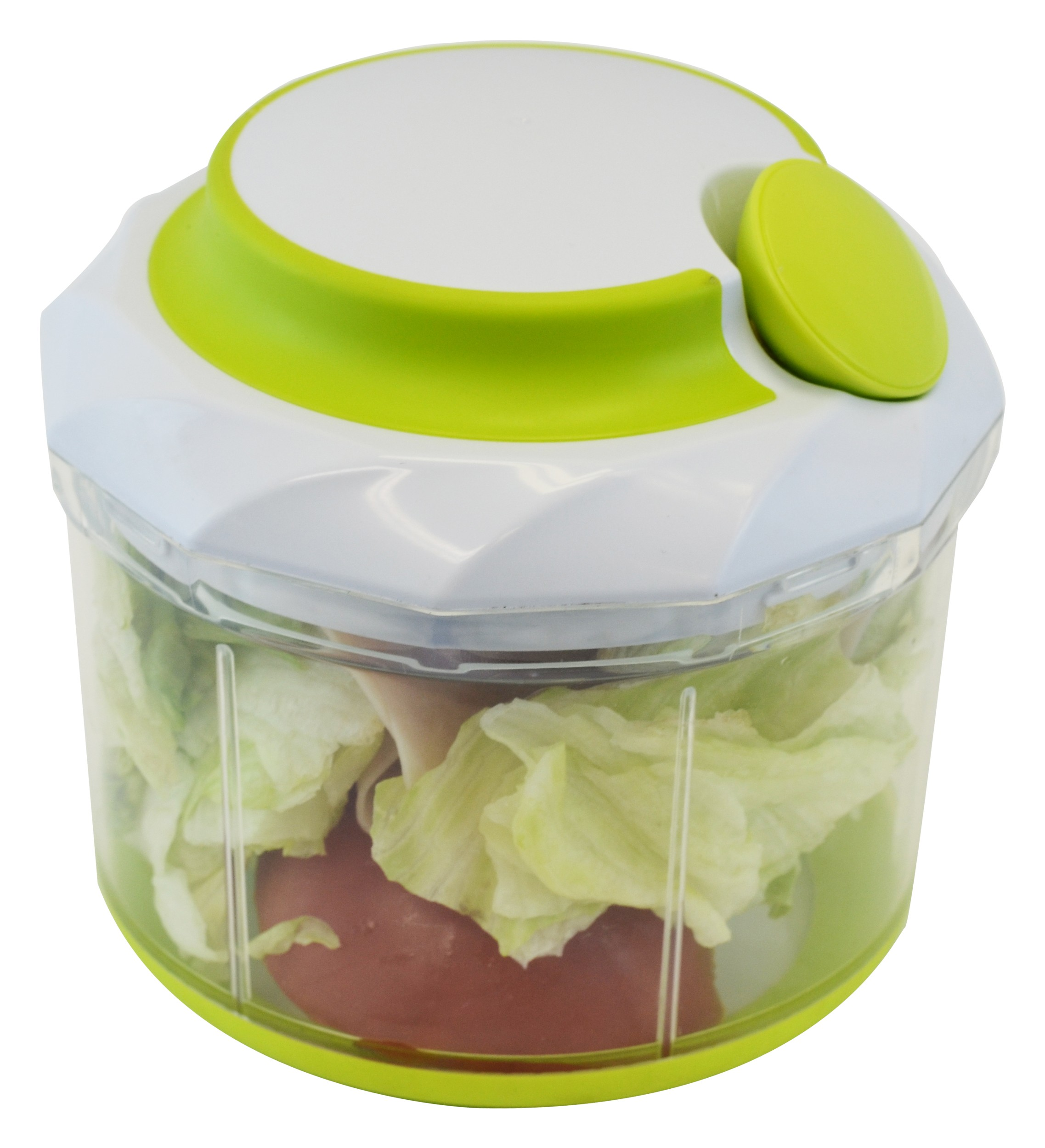 Manual Handheld Food Chopper, Large