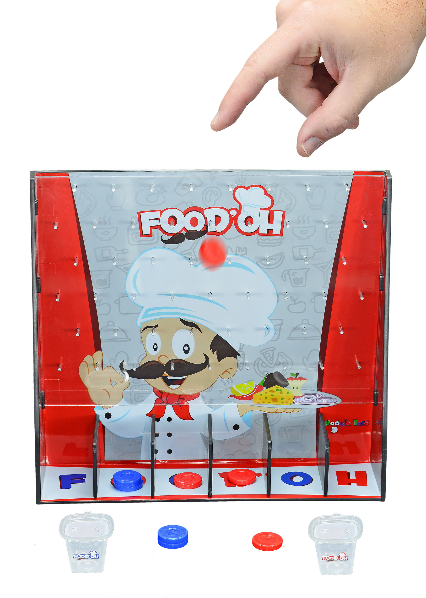 FOOD'OH - Family Fun Food Concoction Game