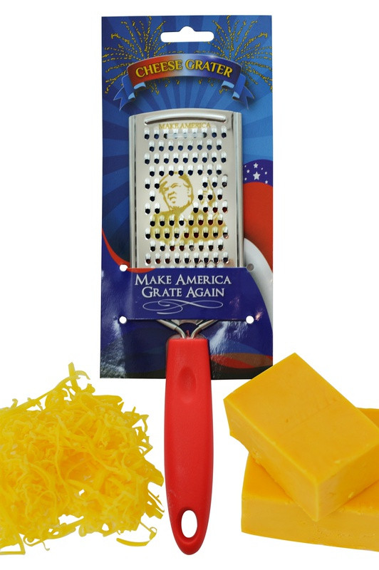 Donald Trump Cheese Grater