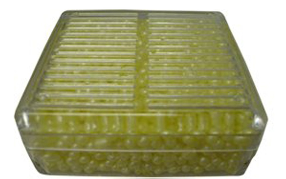 50 Gram Scented Silica Gel Plastic Canister - Lemonade Main 1000