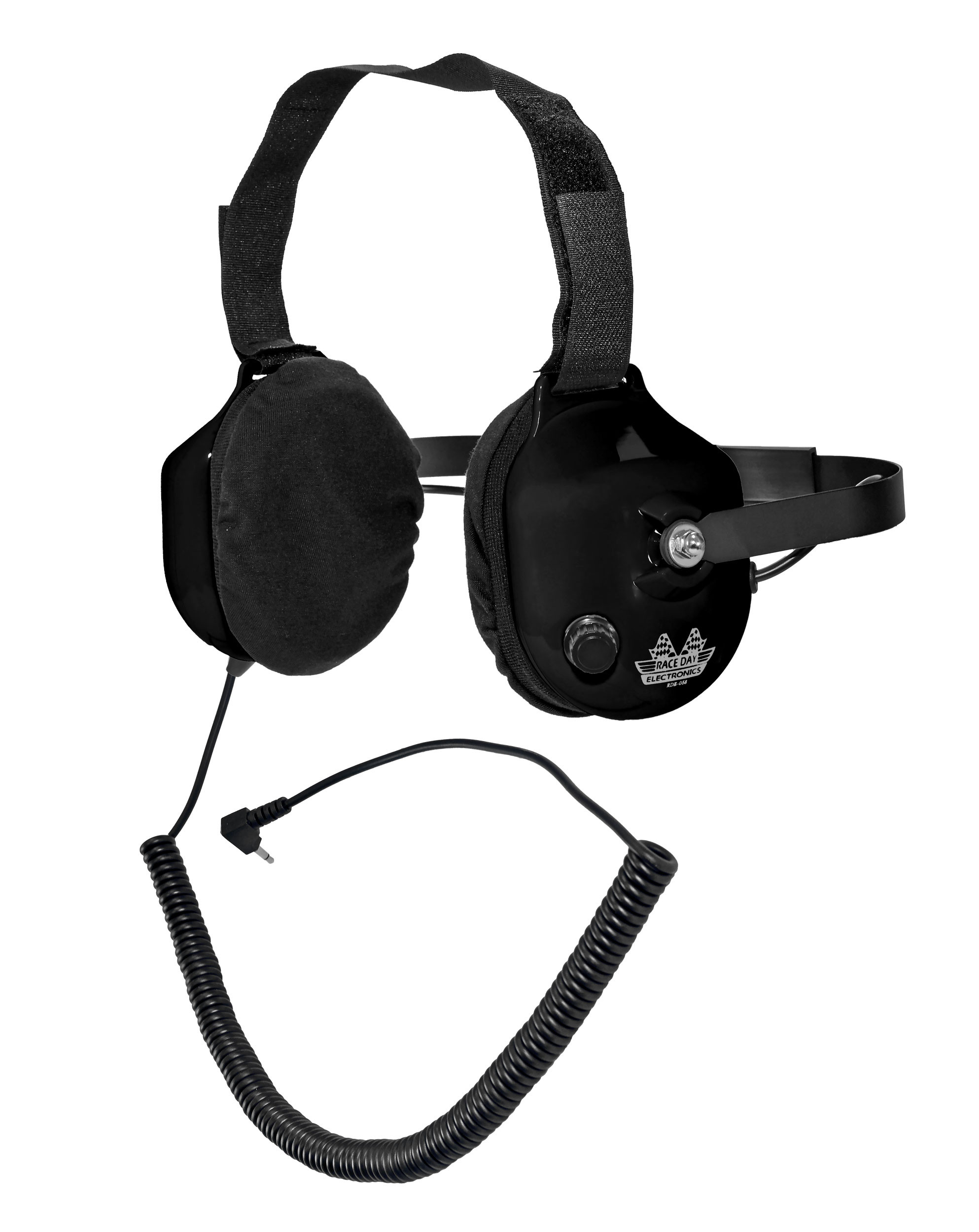 Behind The Head Racing Scanner Headset