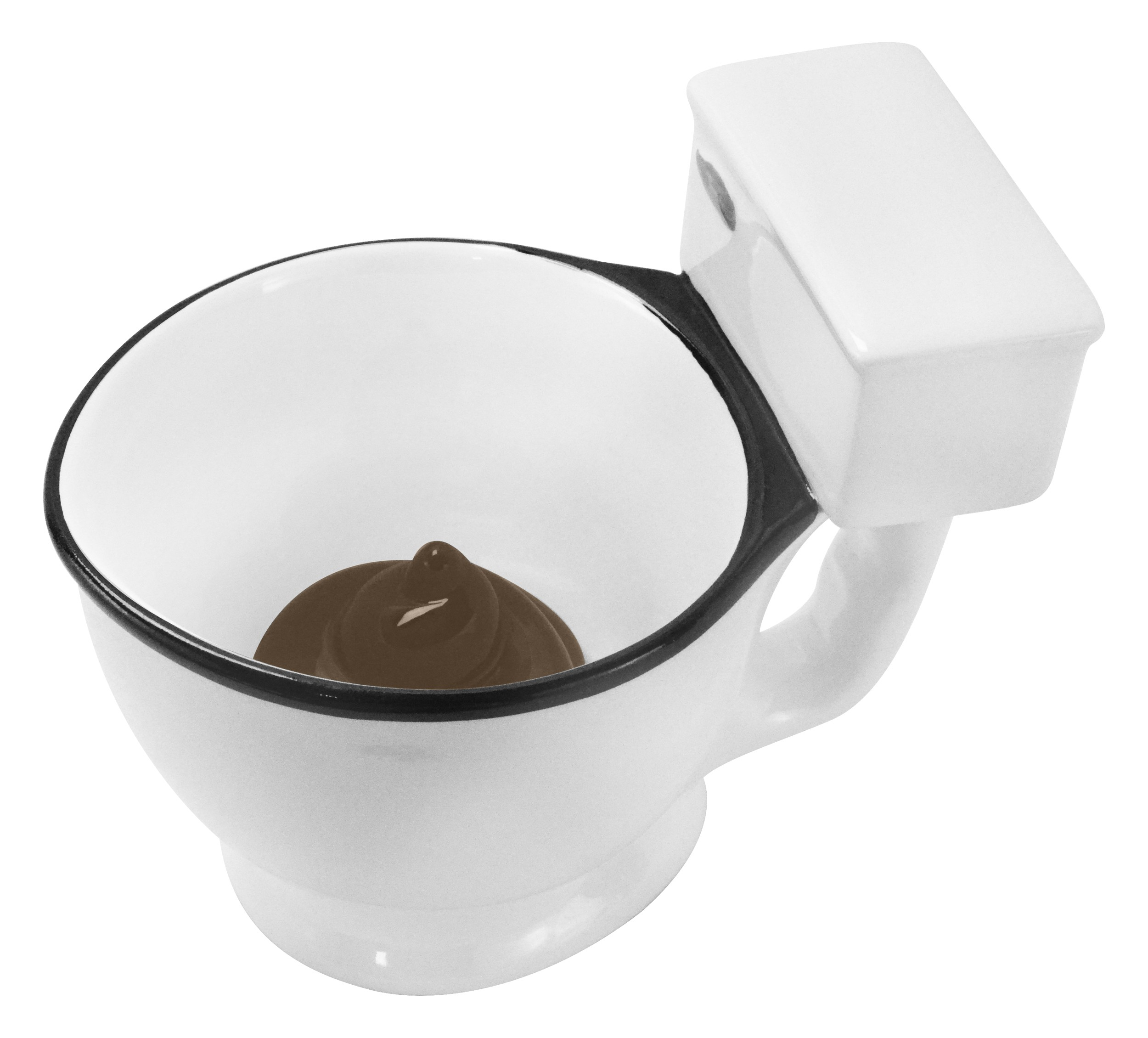 Toilet Poop Coffee Mug