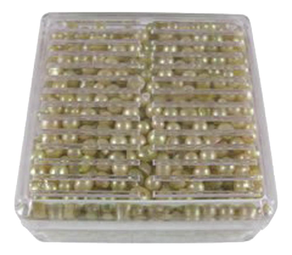 50 Gram Scented Silica Gel Plastic Canister - Vanilla Main 1000