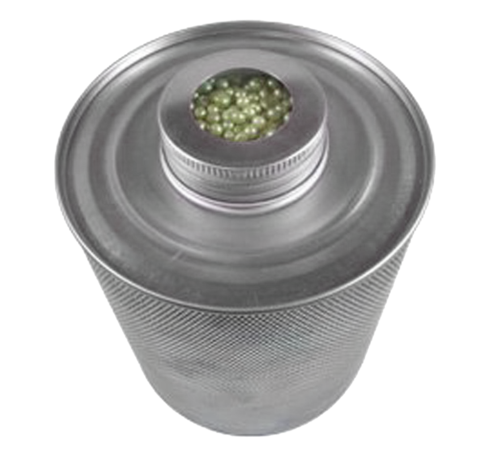 750 Gram Scented Silica Gel Steel Canister - Vanilla Thumb 250