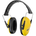 Yellow Ear Muff Hearing Protection