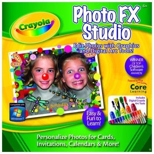 Photo fx studio for pc