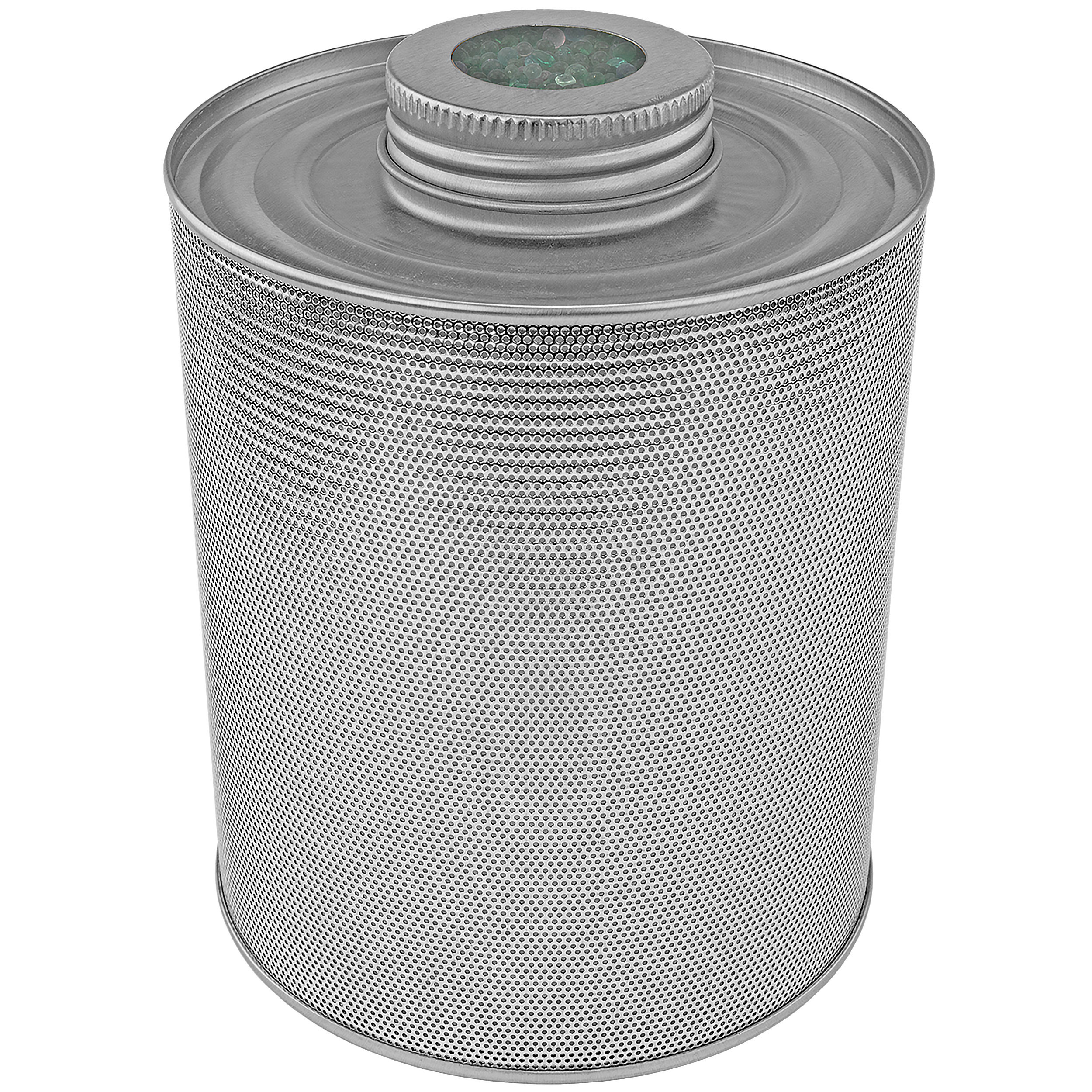 Aroma Dri 750gm Lavender Scented Silica Gel Steel Canister