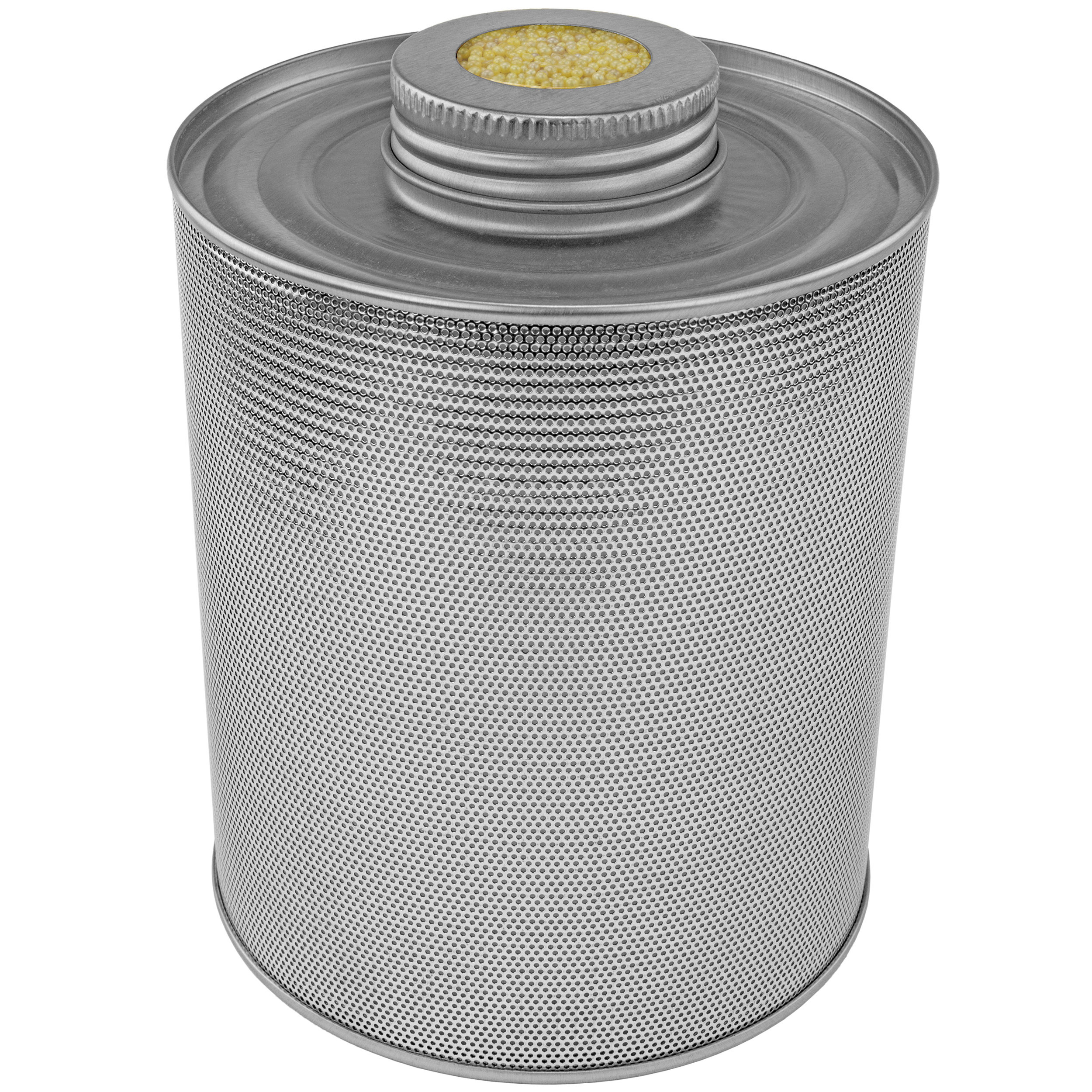 Aroma Dri 750gm Lemonade Scented Silica Gel Steel Canister