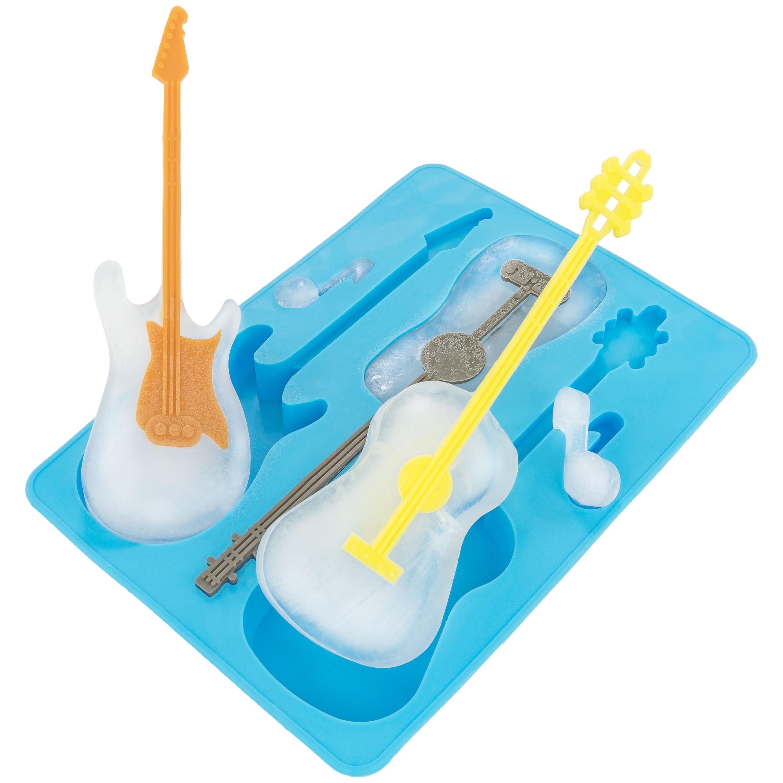 Guitar Ice Cube Tray