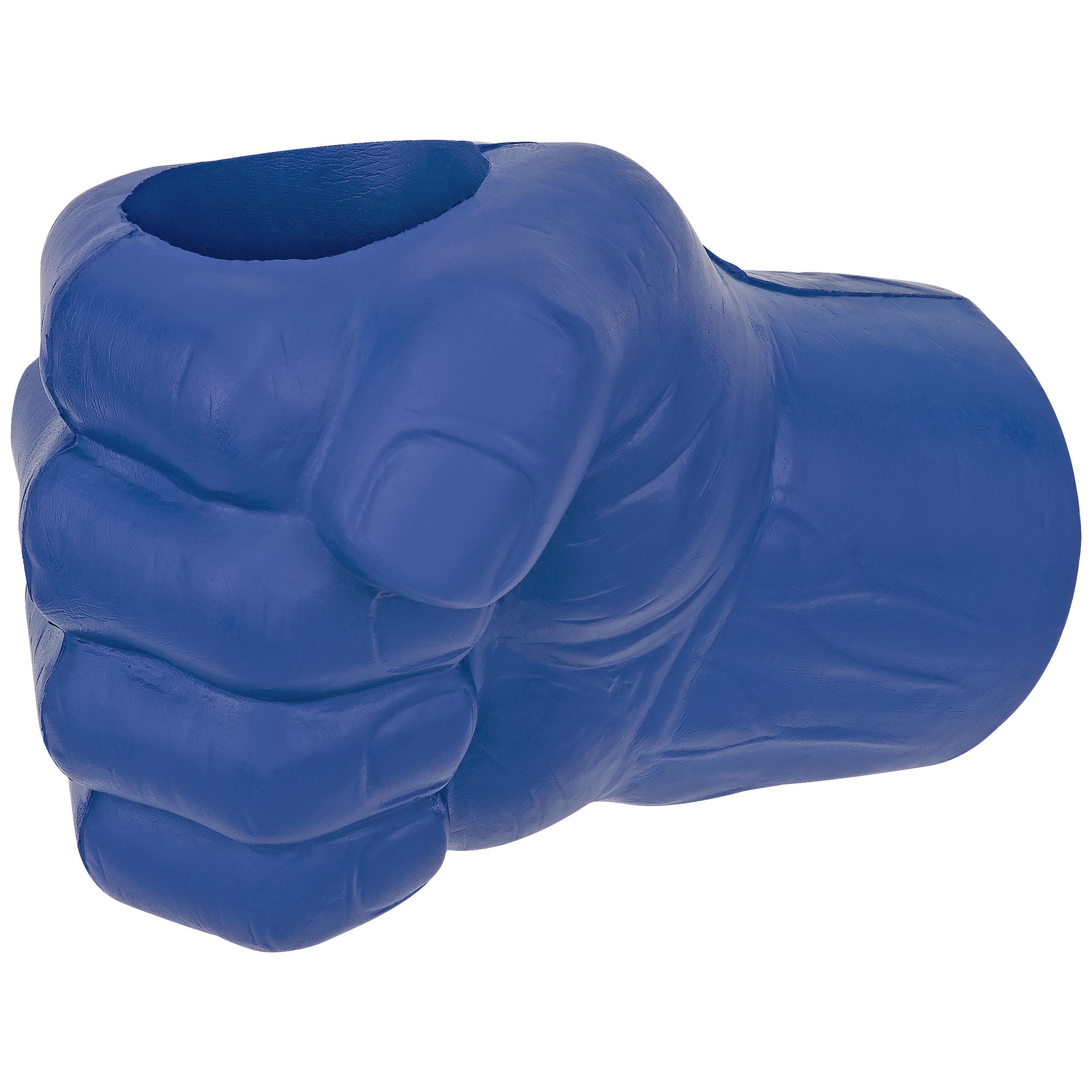 Fairly Odd Novelties Giant Foam Fist Hand Cooler Novelty, Right Hand, Blue