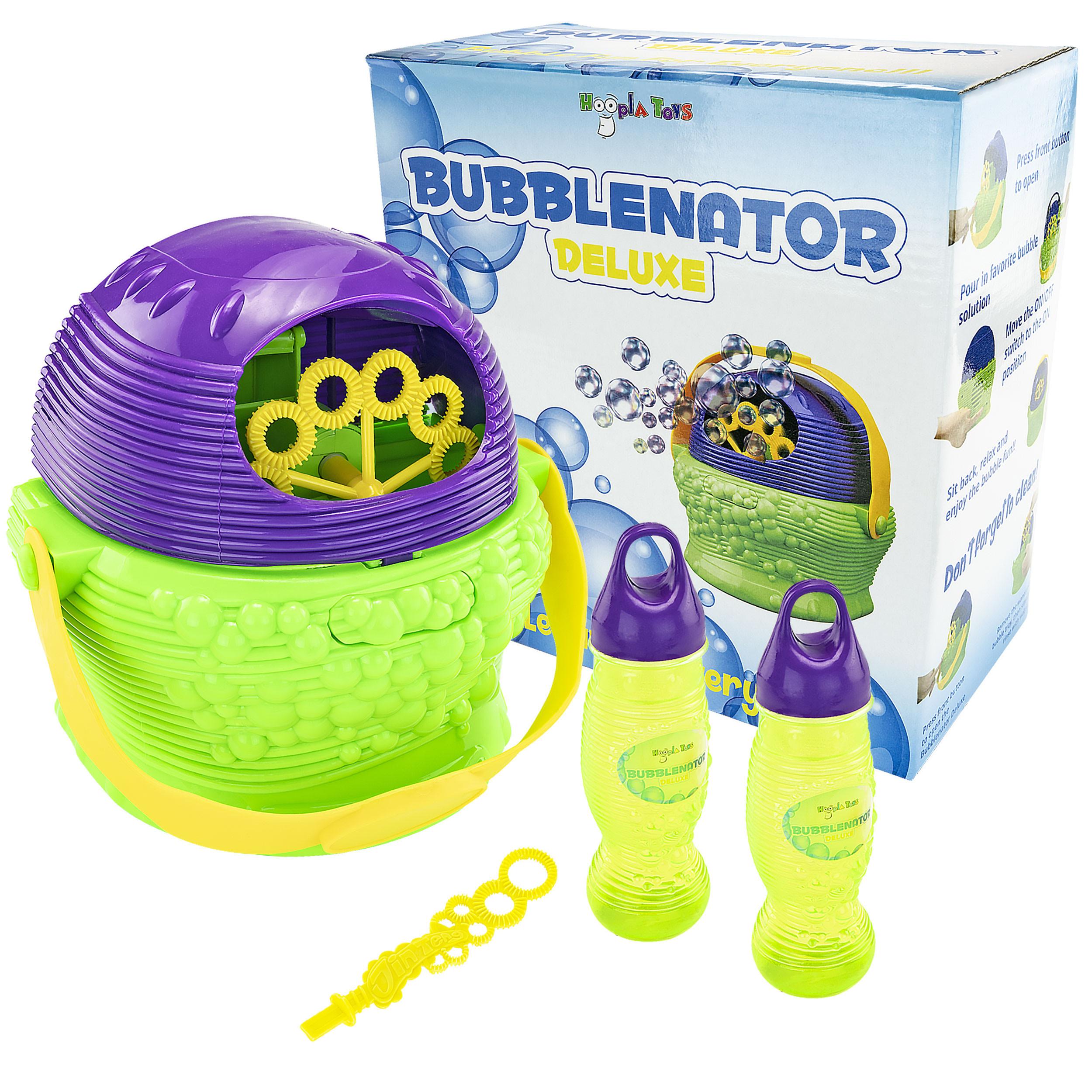 Bubblenator Deluxe Bubble Blower