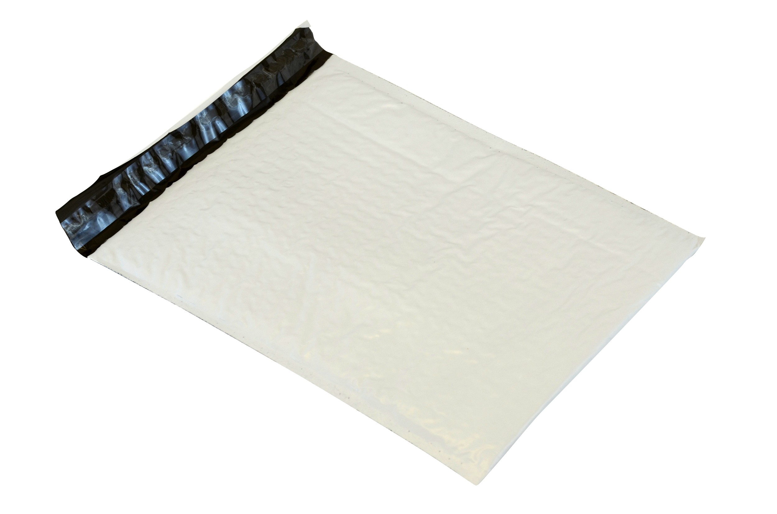 "8.5""x12"" #2 White Poly Bubble Mailer Padded Envelopes, 50 ct."