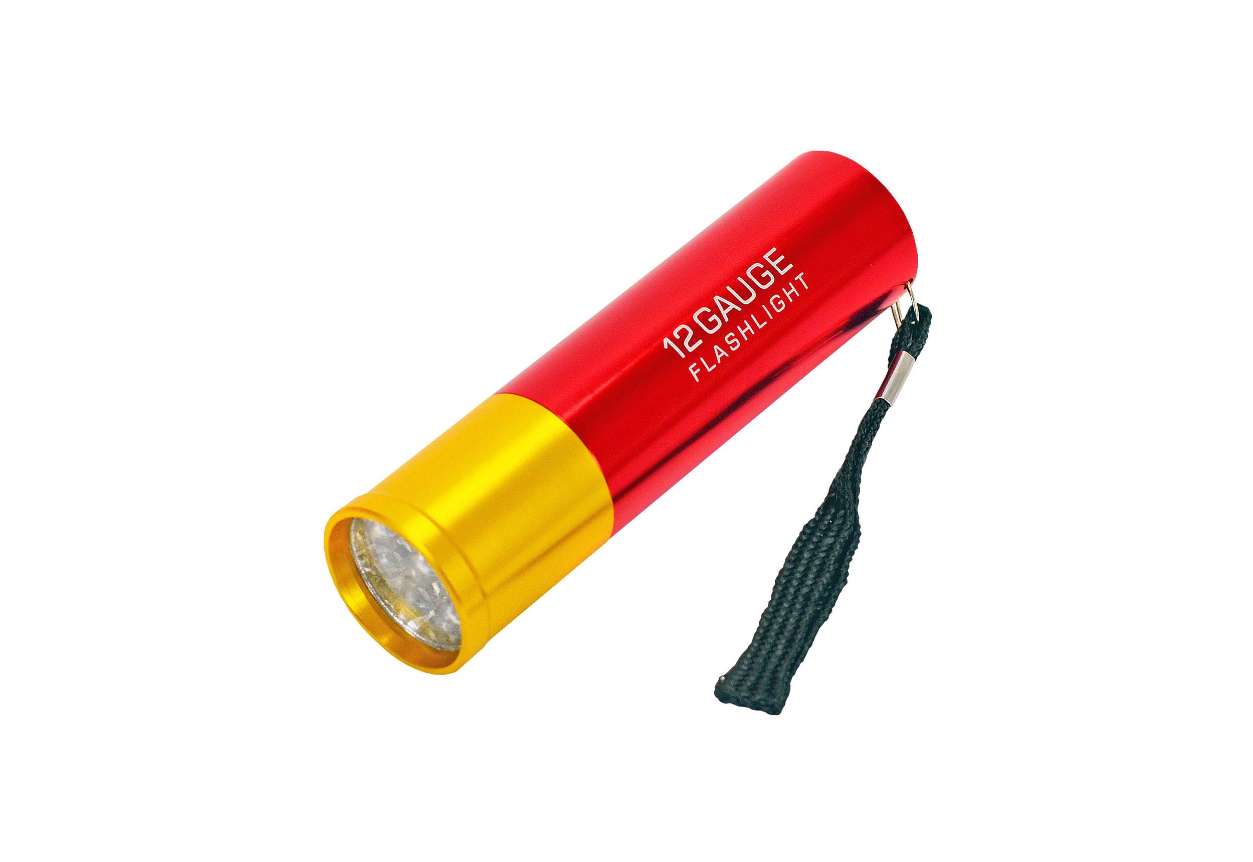 12 Gauge LED Flashlight
