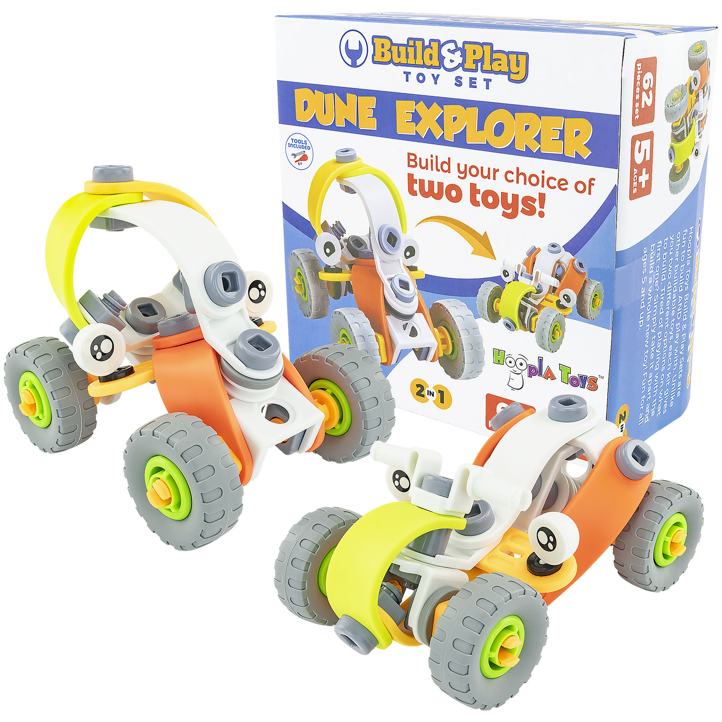 Build and Play Toy Set Box 1