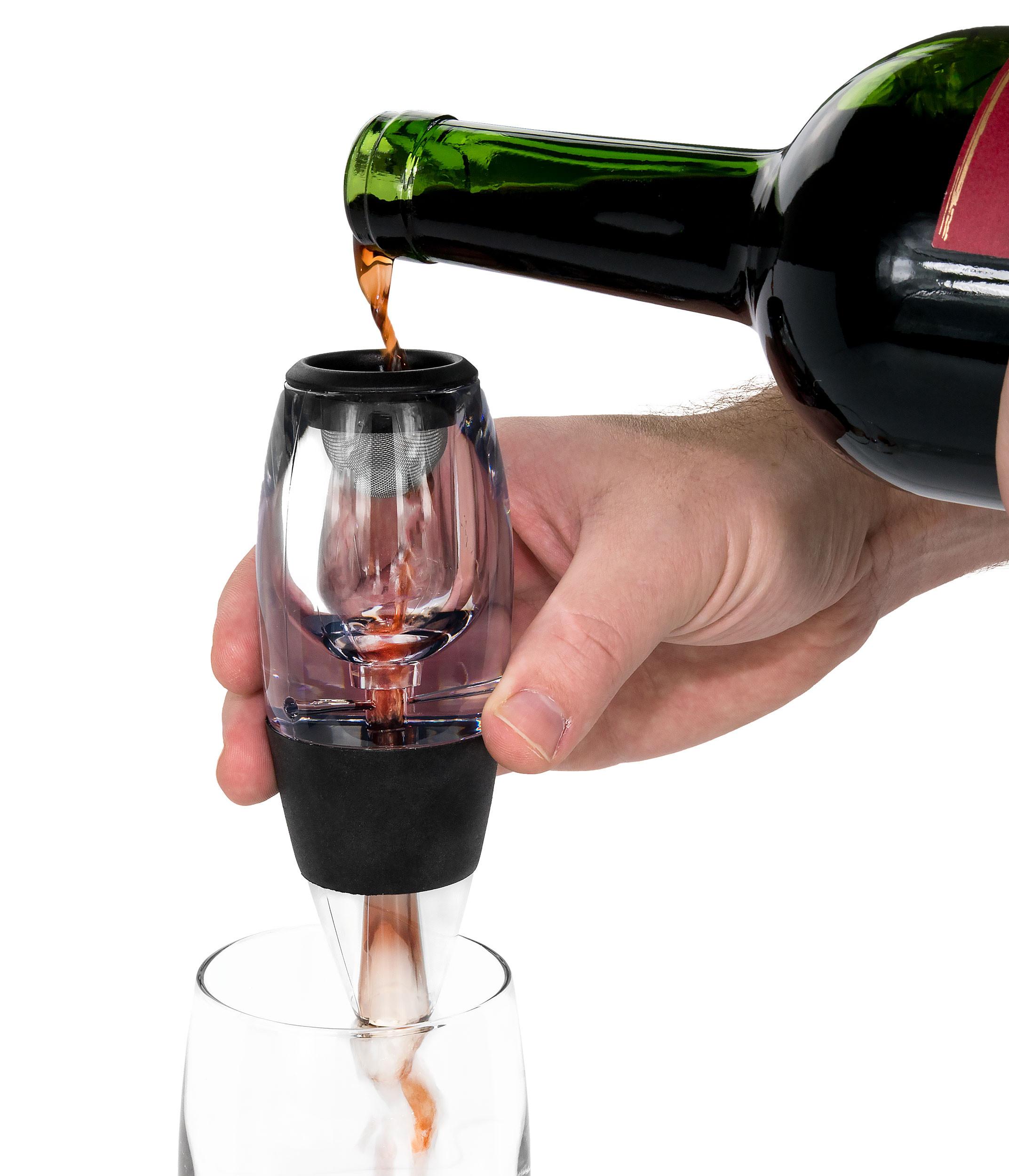 Wine Aerator Decanter Set w/Stand