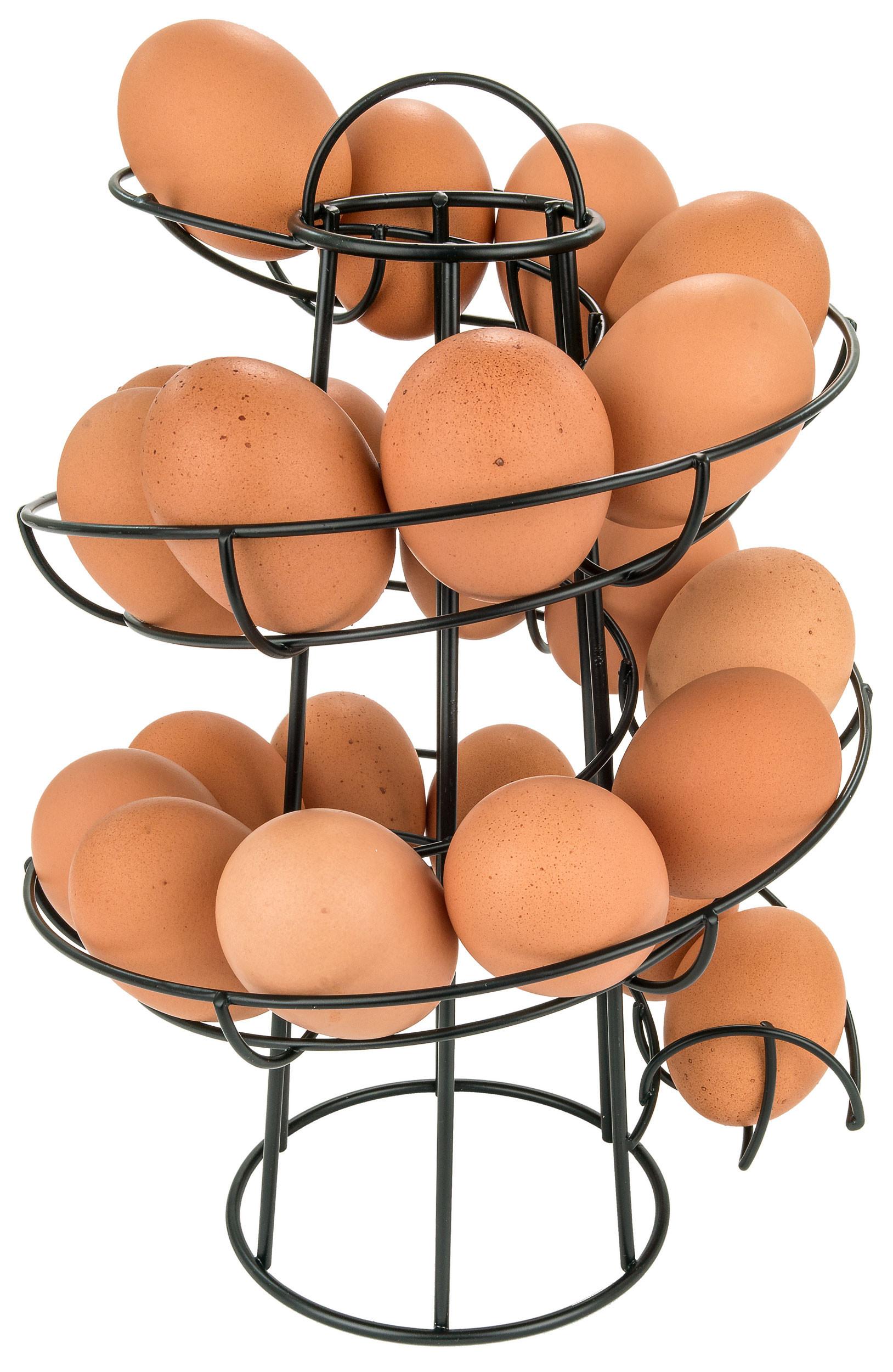 Egg Skelter, Black