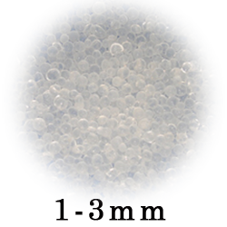 White Silica Gel 1-3mm - 55lb