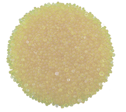 55 Pounds Loose Scented Silica Gel Beads - Vanilla