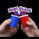 Shot Glass Pong (Mini Beer Pong)